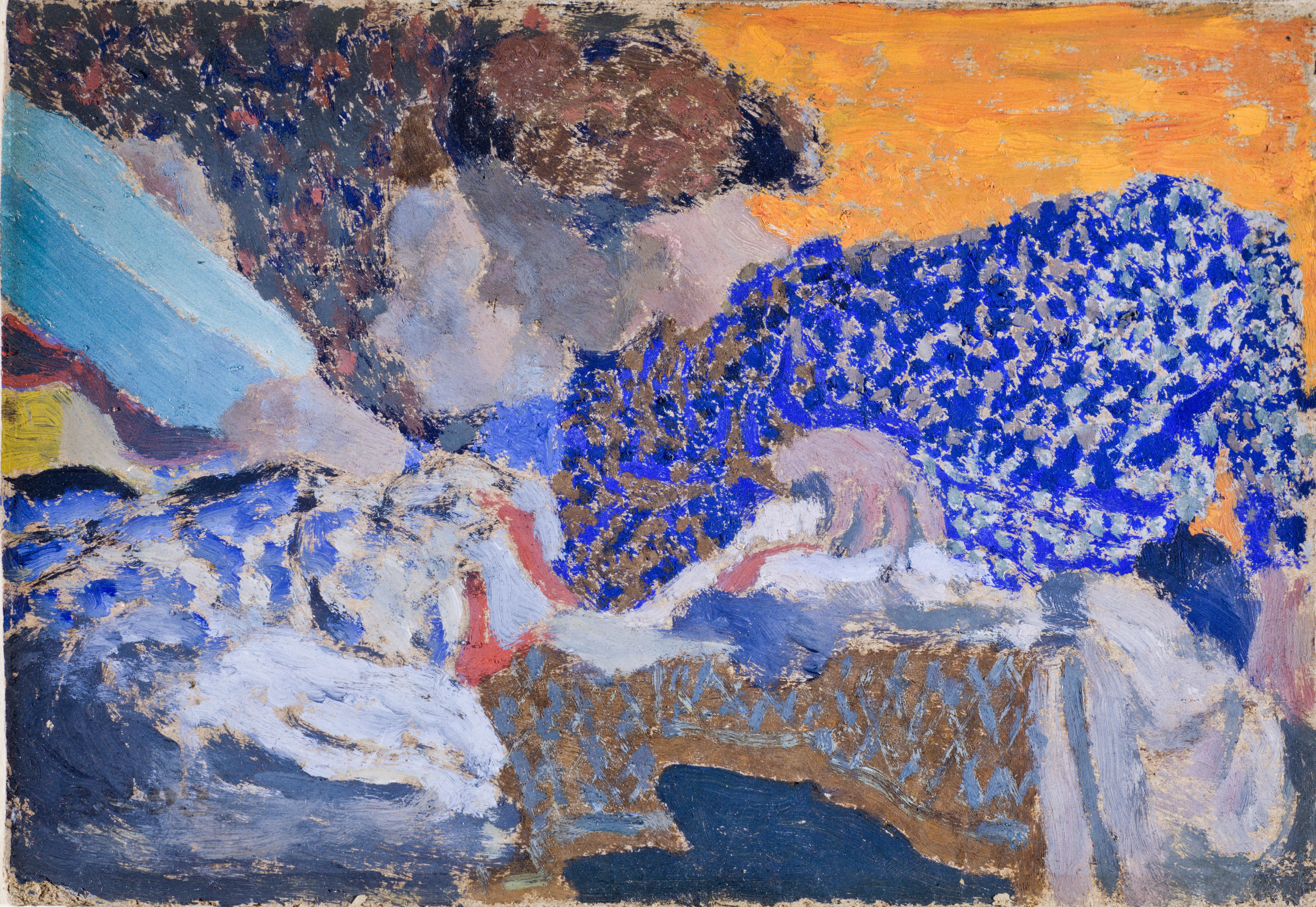 Vuillard and Madame Vuillard review – all about his mother