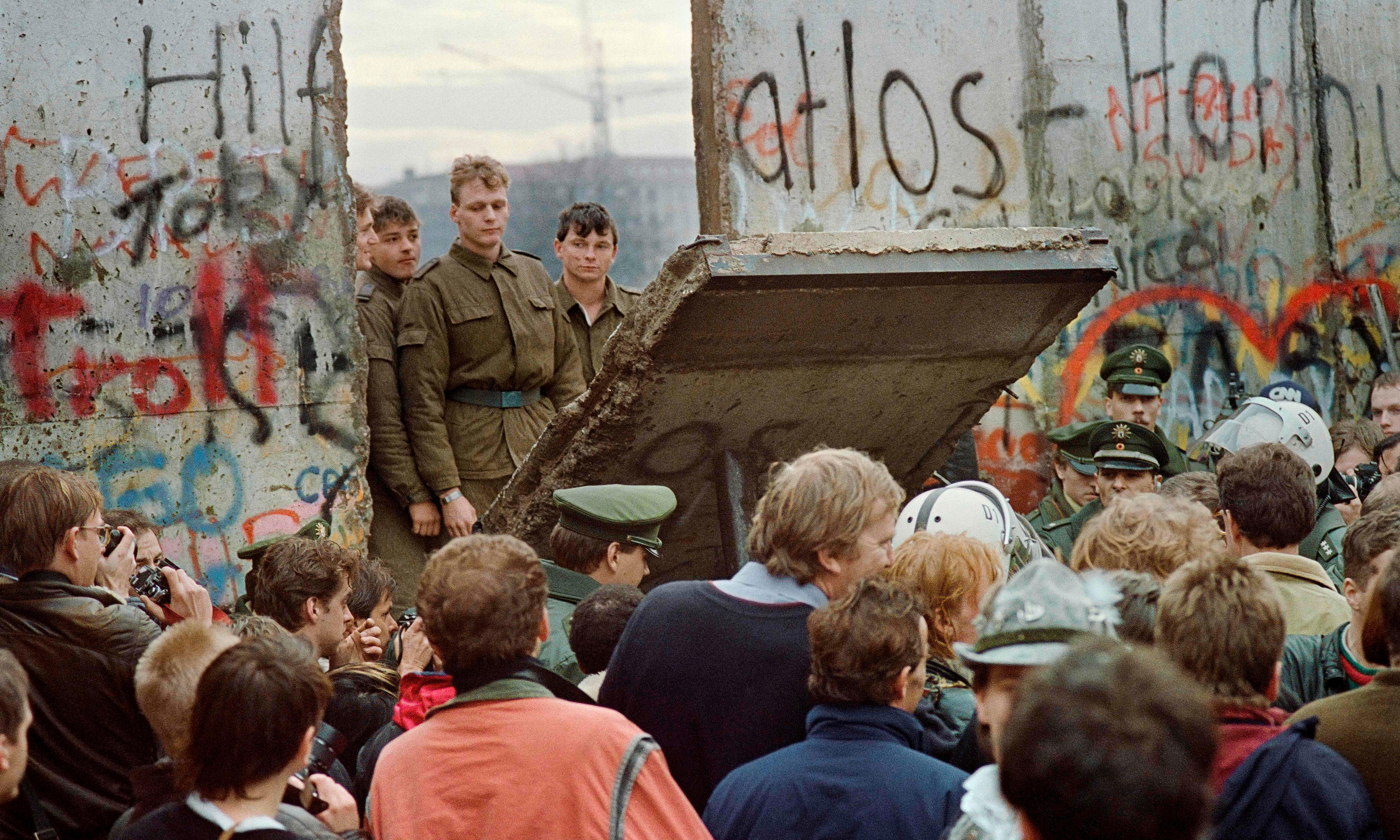 30 years after communism, eastern Europe divided on democracy's impact