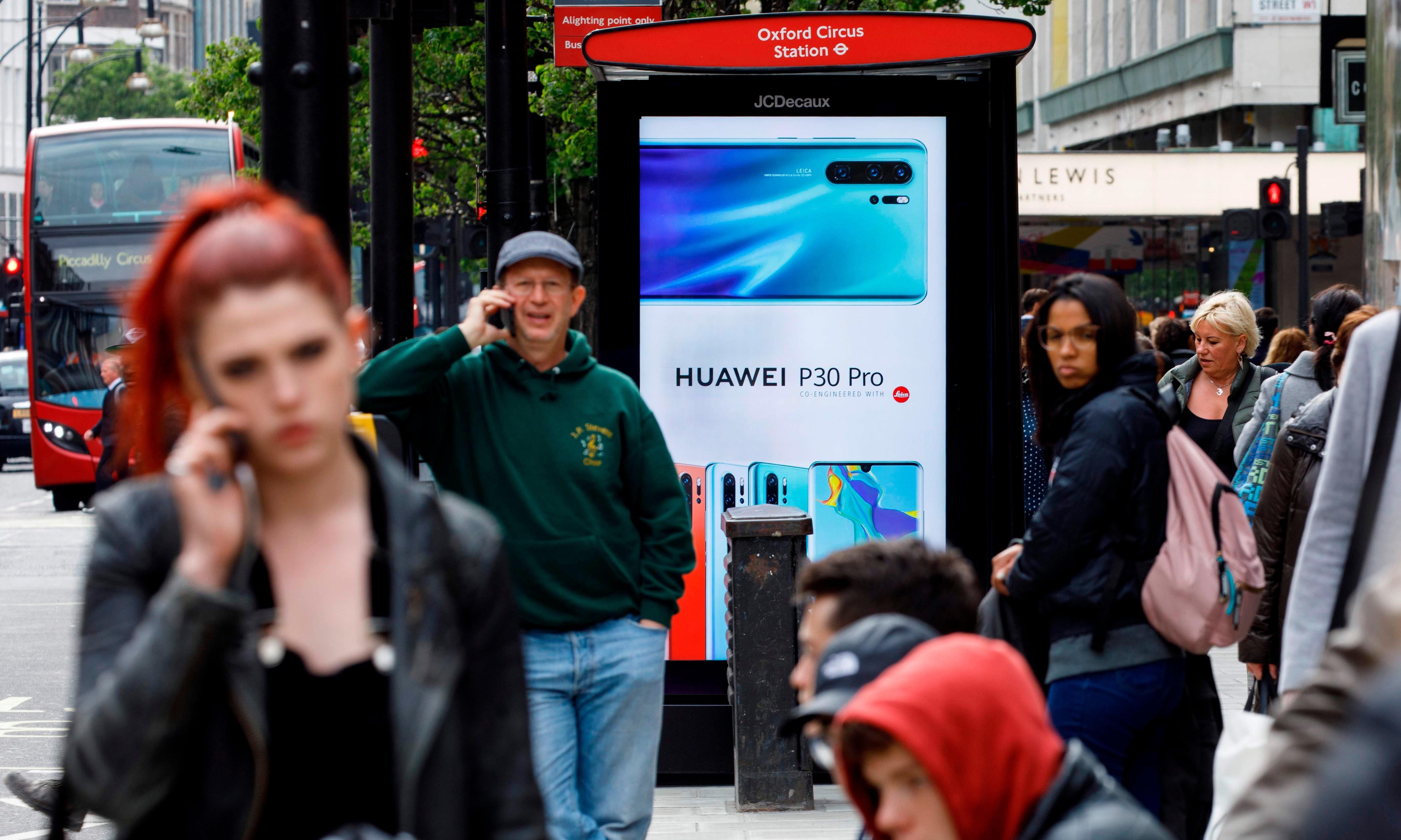 Huawei poses security threat to UK, says former MI6 chief