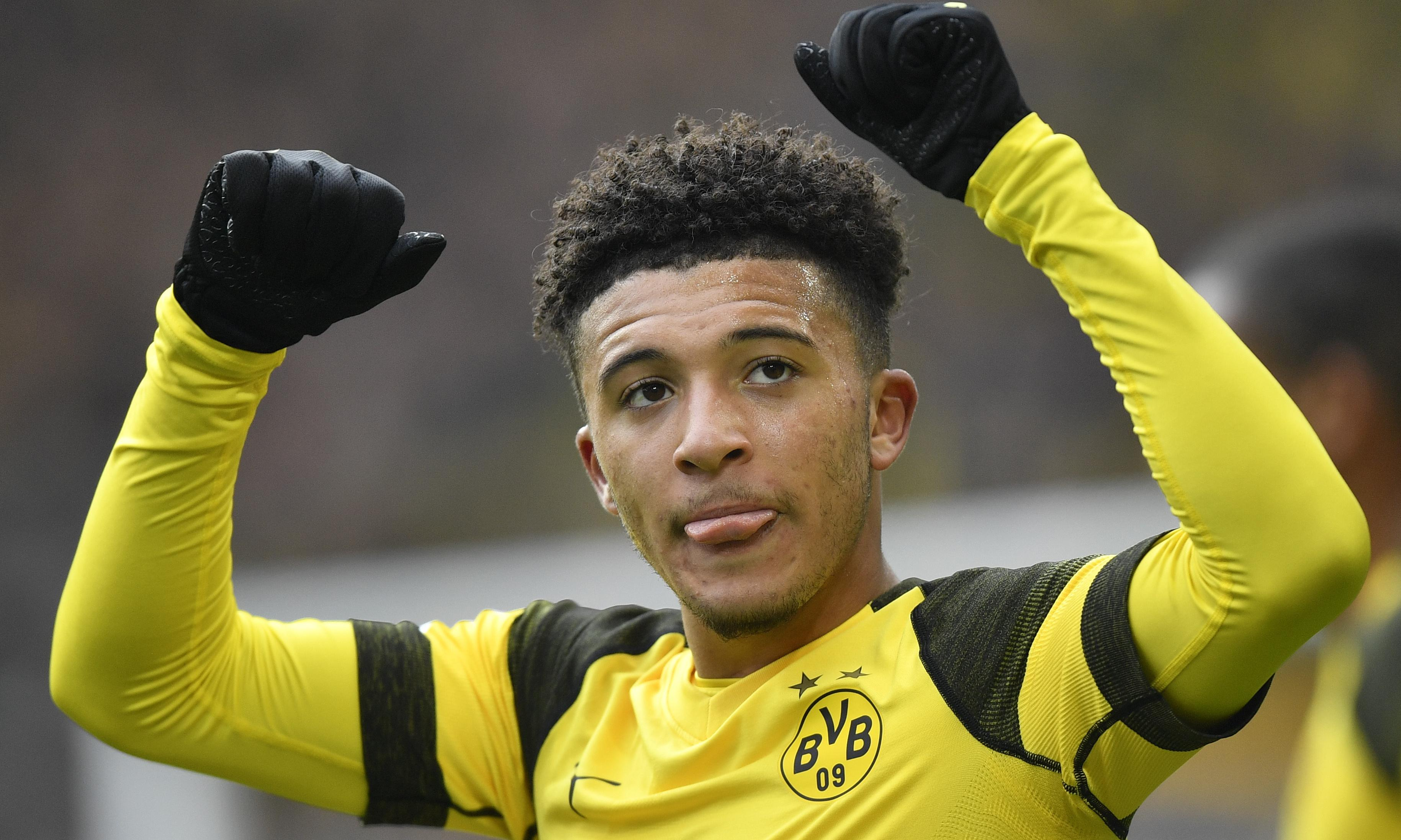 European roundup: Sancho double for Dortmund, Spal shock Juventus
