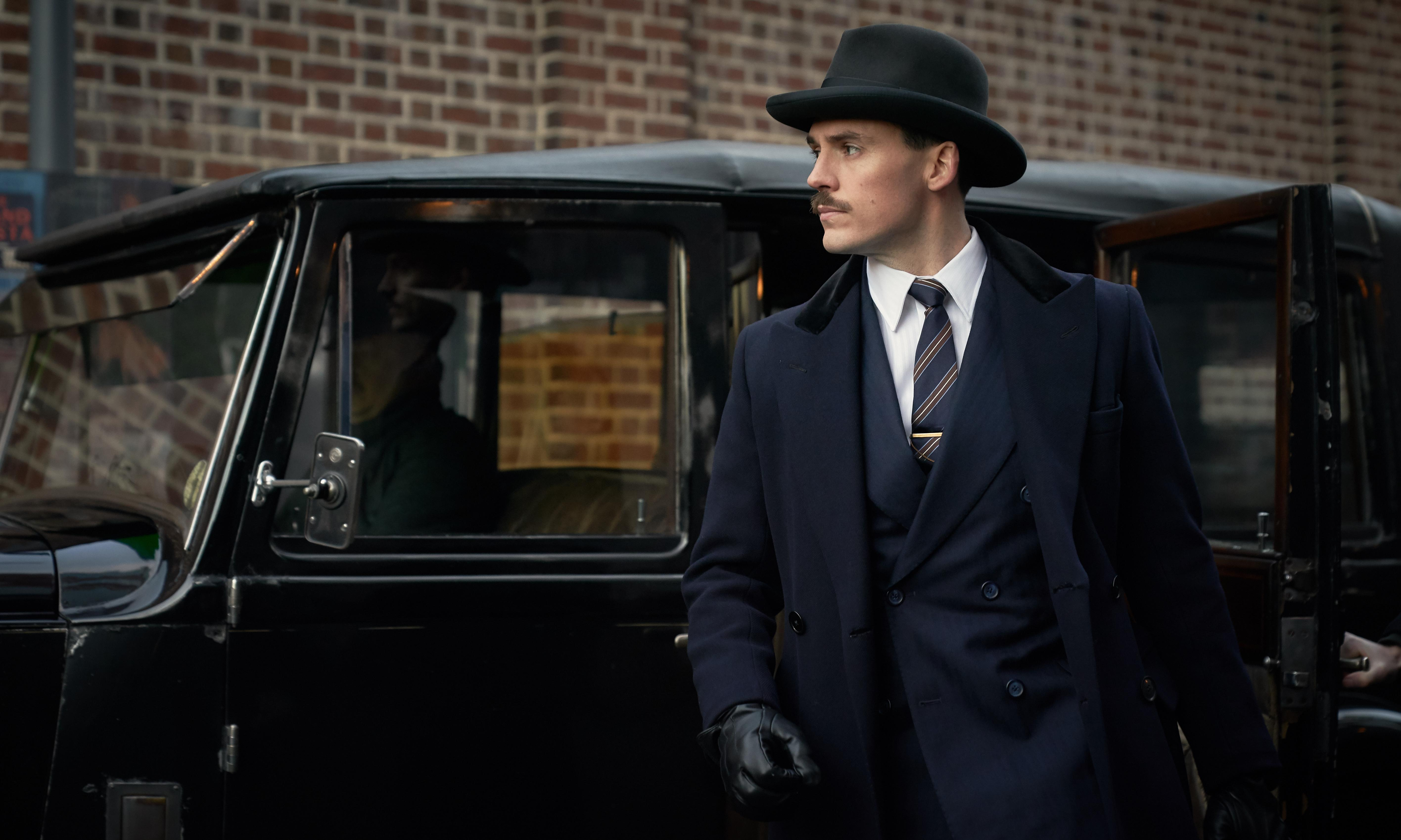 This charming monster: how Peaky Blinders took on Mosley