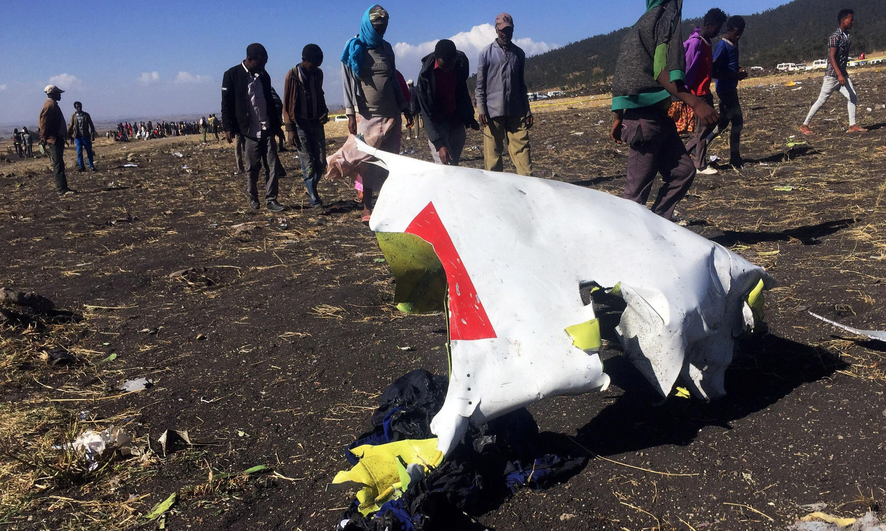 Anti-stall system was 'in play' on Ethiopian's Boeing 737 Max