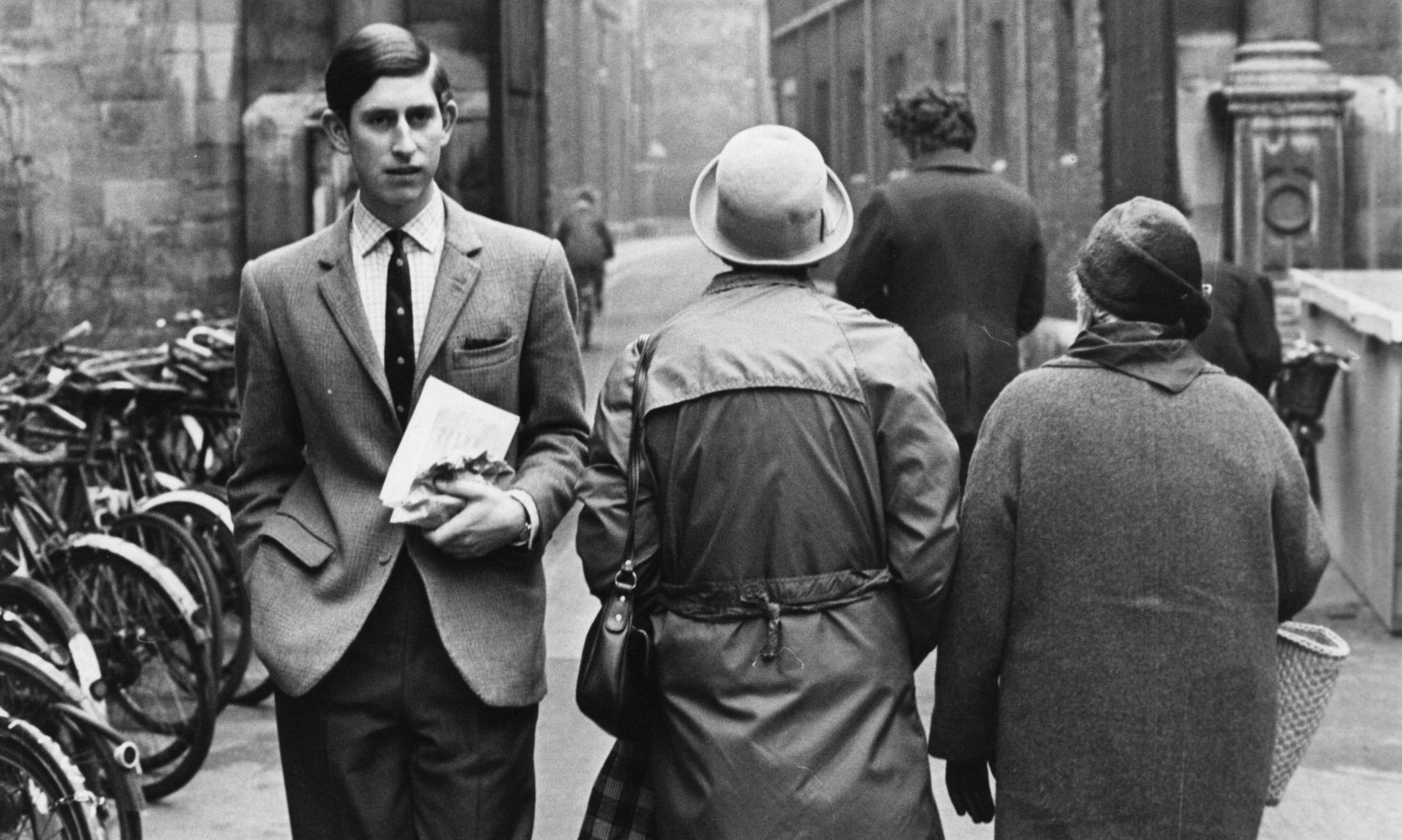 Prince of Wales settles in at Cambridge university – archive, 9 Oct 1967