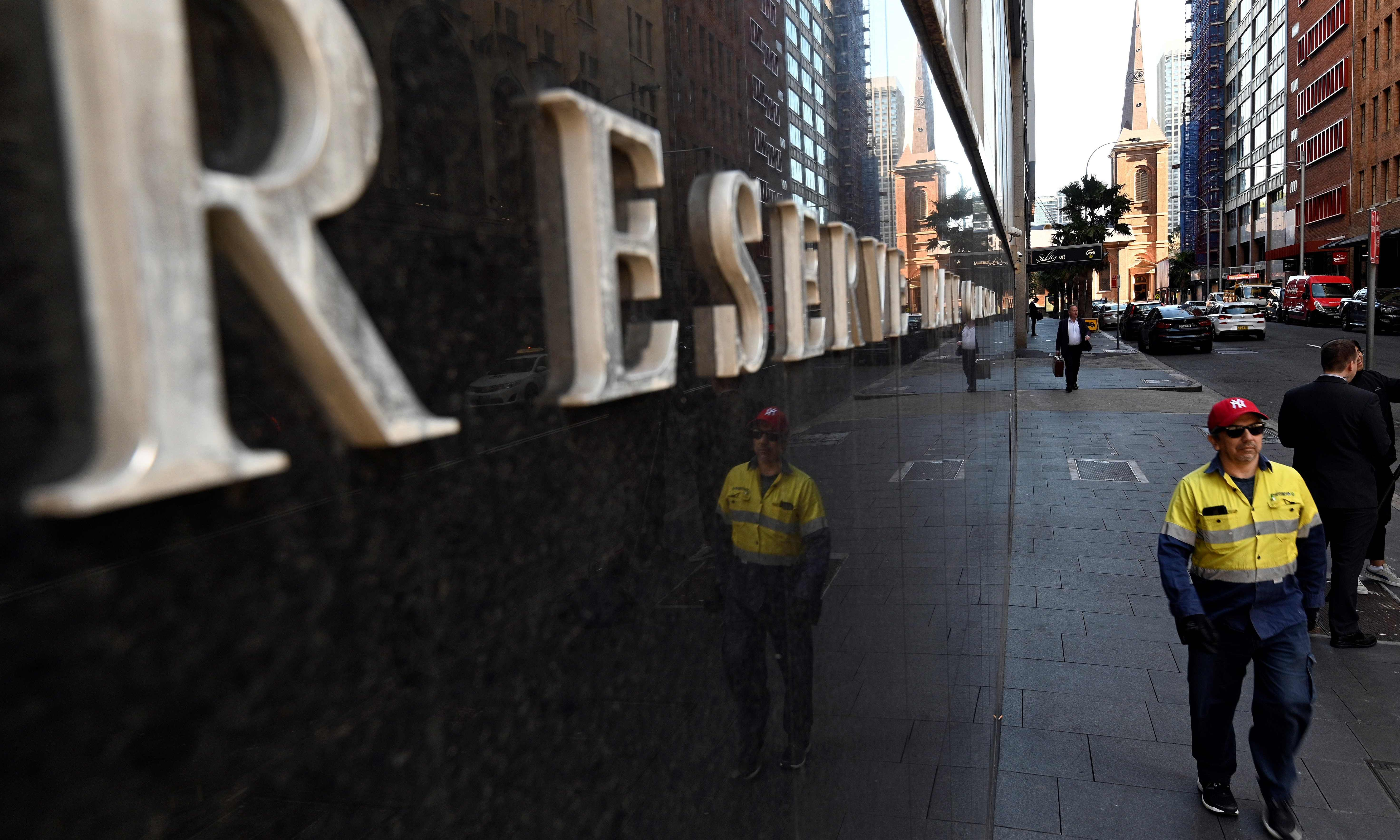 Reserve Bank warns climate change posing increasing risk to financial stability