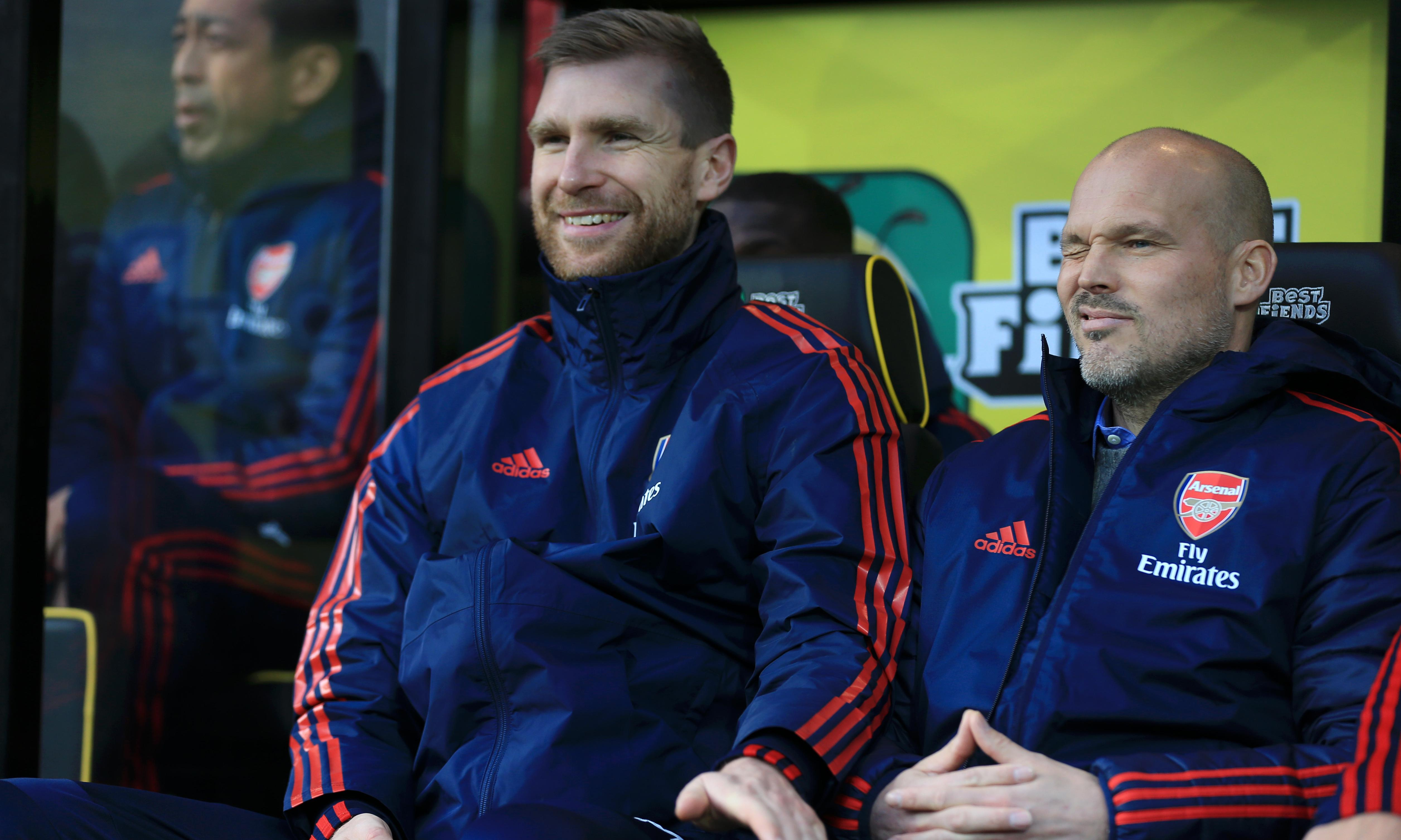 Arsenal's Freddie Ljungberg wants quick decision on Emery successor
