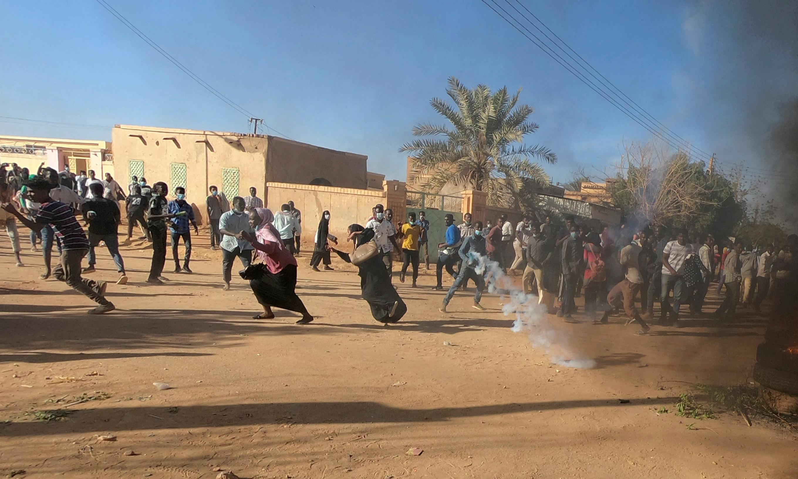 State of emergency declared in Sudan by under-fire president