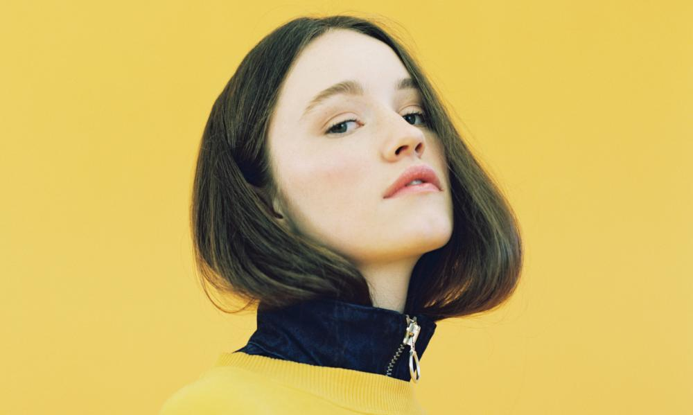 Sigrid, who has topped the BBC Sound of 2018 poll.