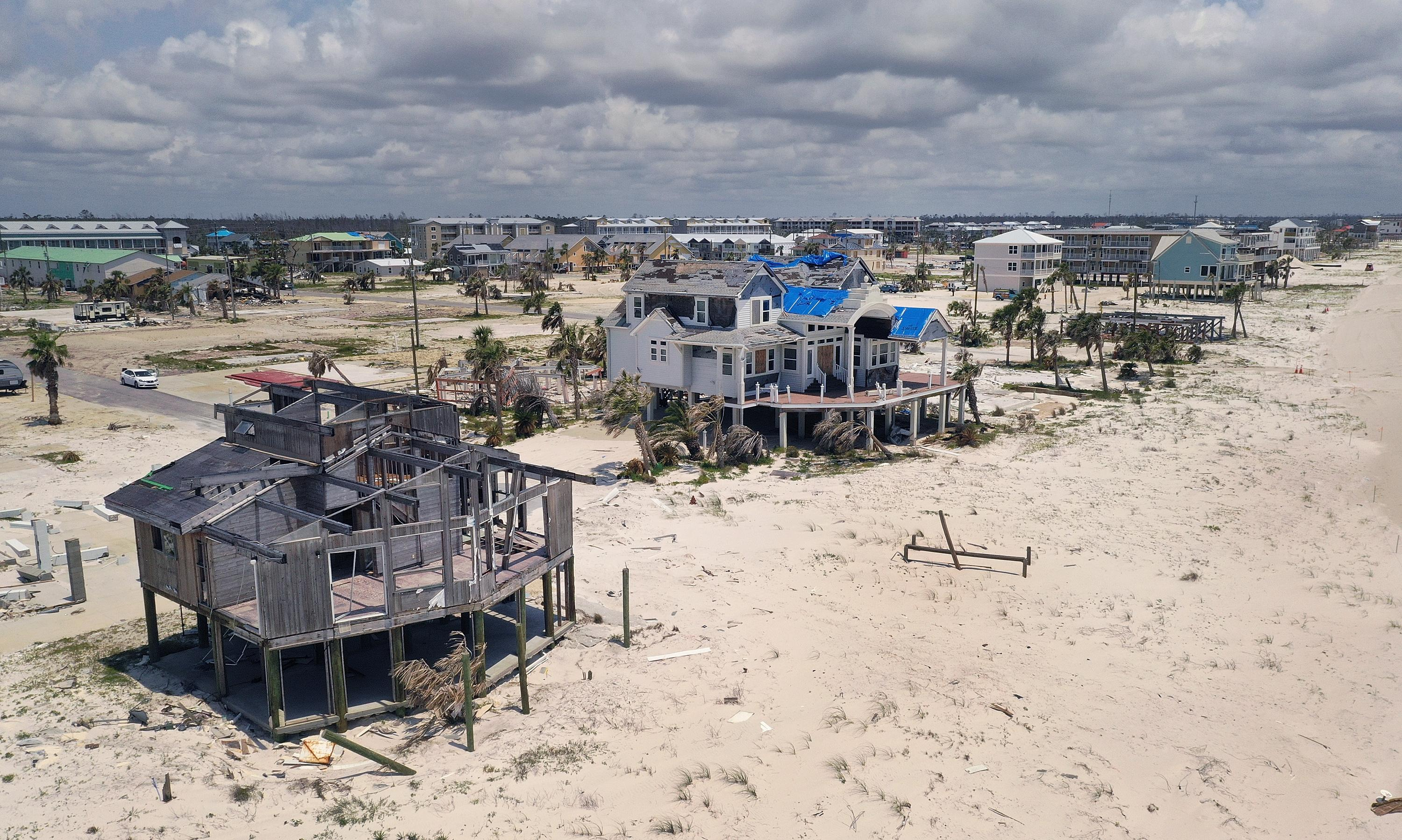 'Forgotten coast': a Florida town fights to rebuild after Hurricane Michael