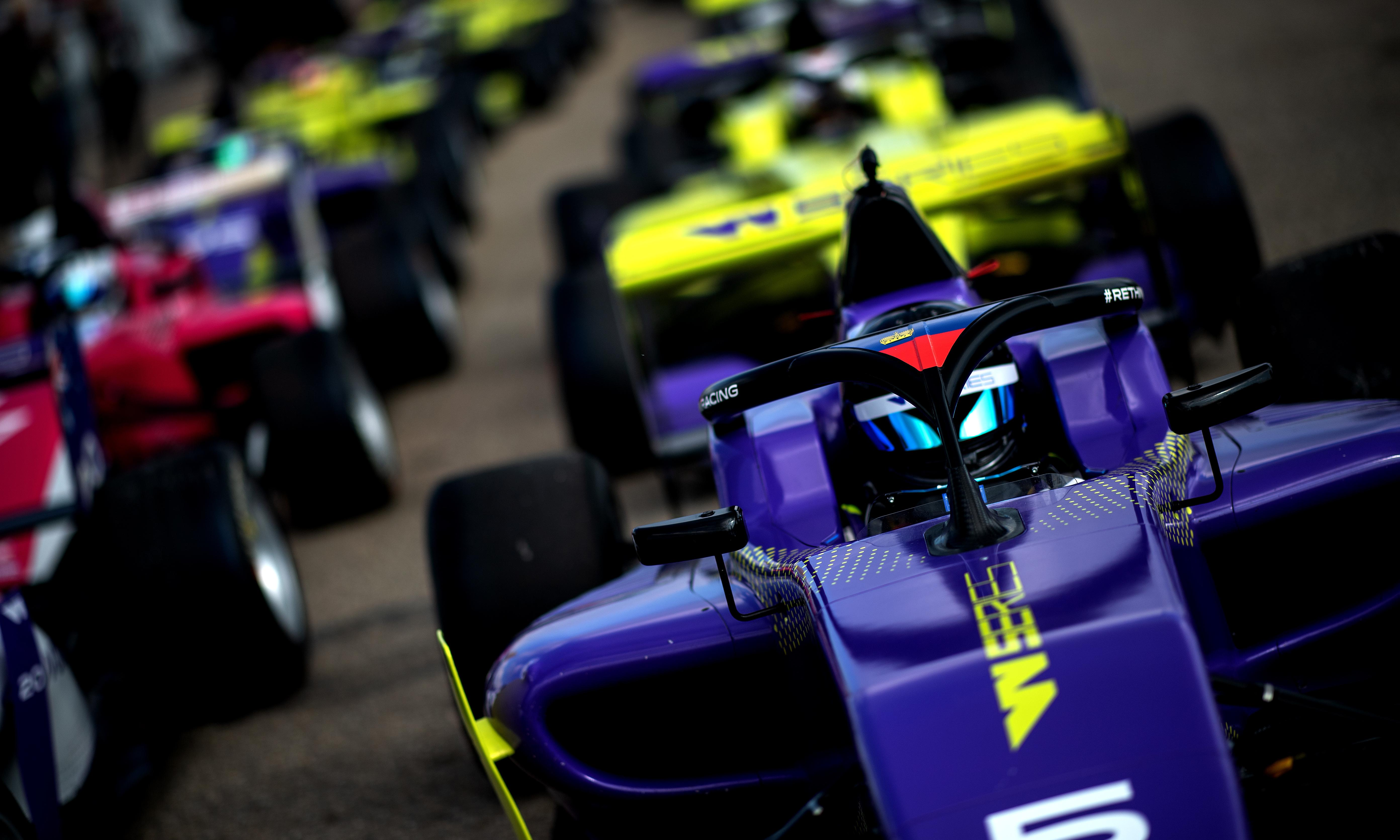 W Series takes next step towards female F1 driver with points move