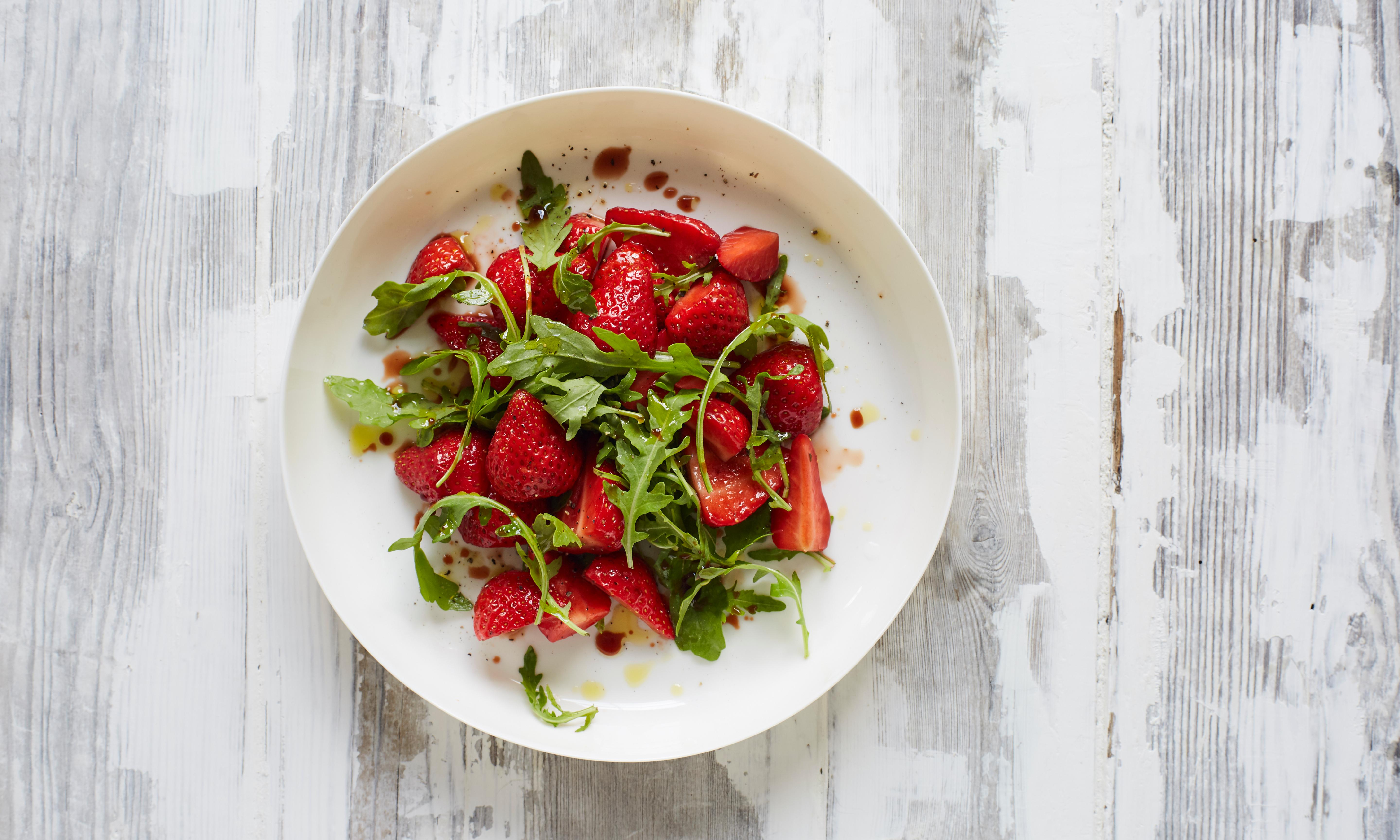 Six of the best strawberry recipes