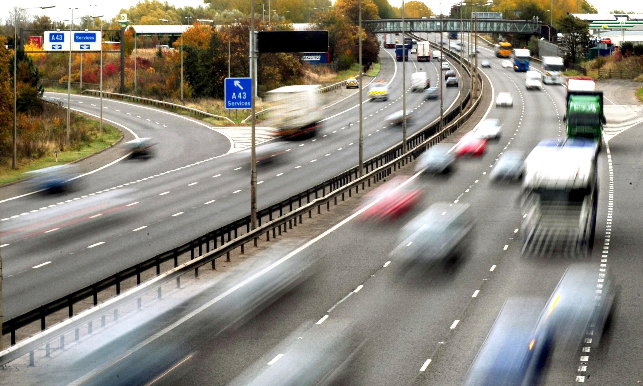 Bury bodies along UK's motorways to ease burial crisis, expert suggests