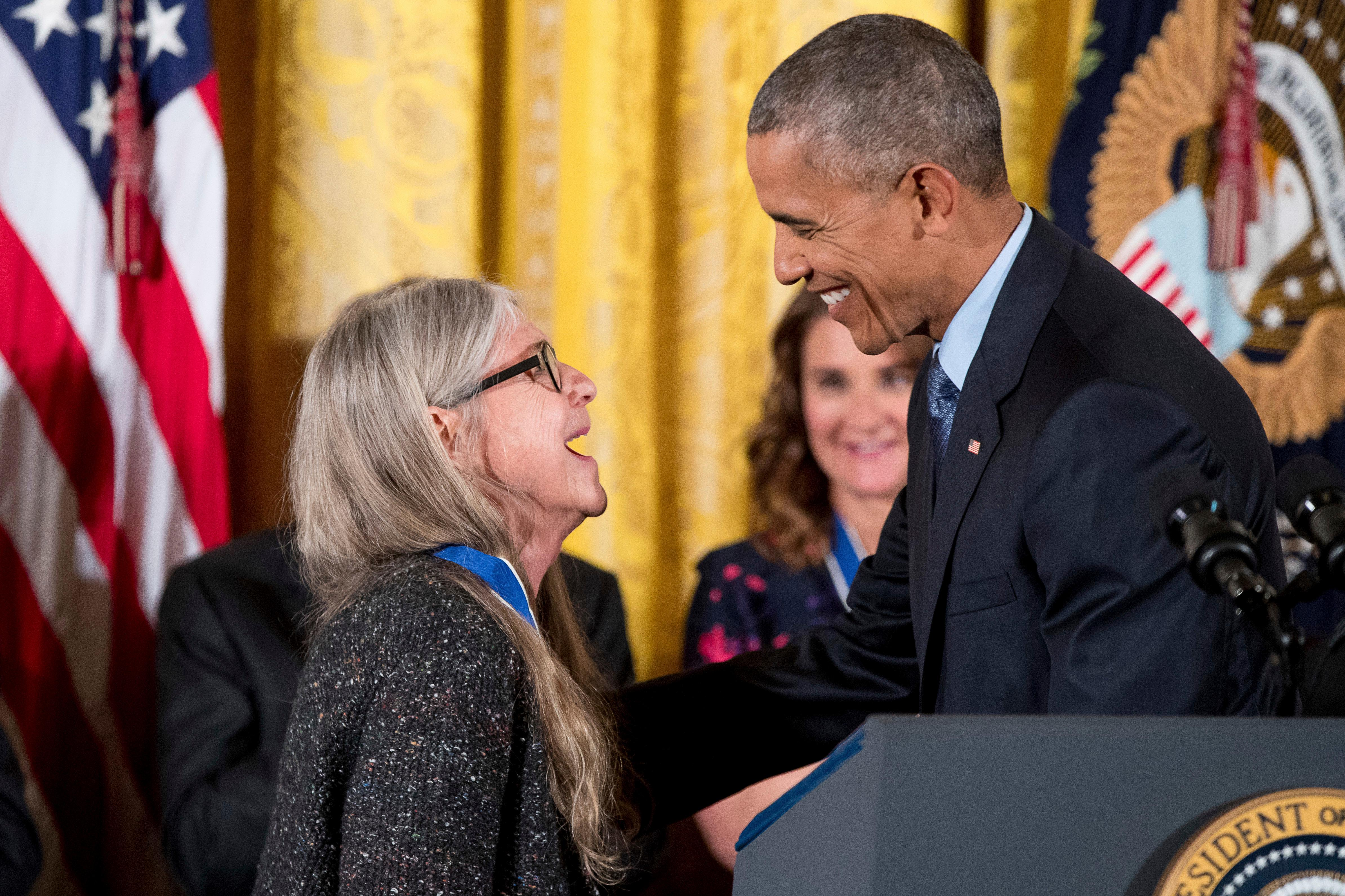 Margaret Hamilton: 'They worried that the men might rebel. They didn't'