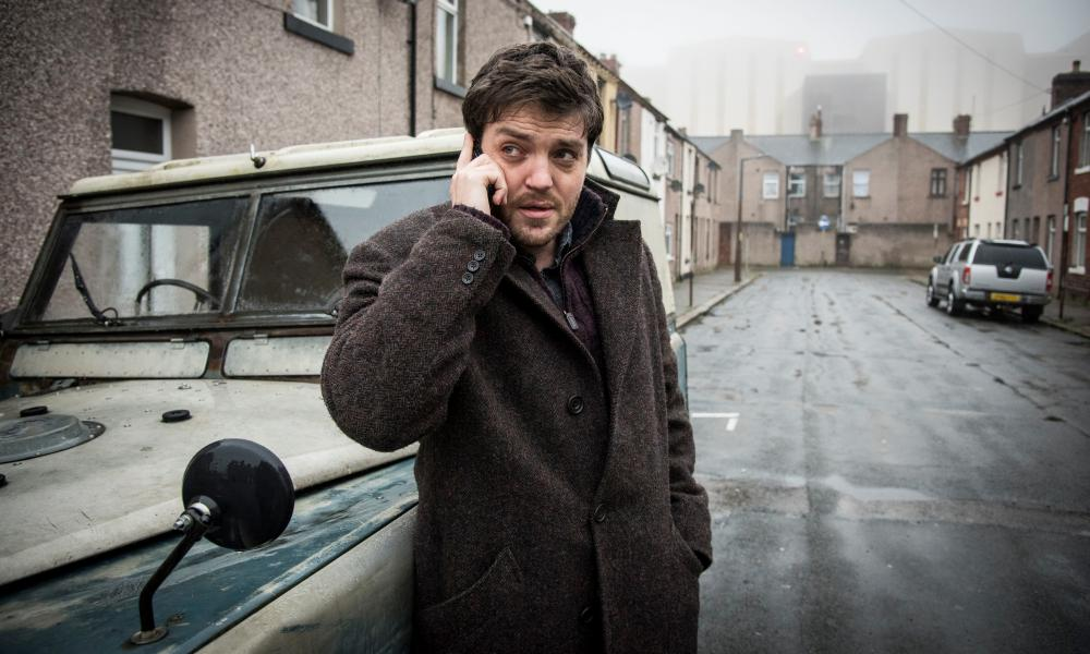 Tom Burke as Cormoran Strike in the BBC adaptation of Career of Evil