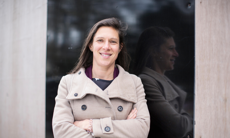 Annie Vernon: 'That silver medal was devastating – like a broken heart'