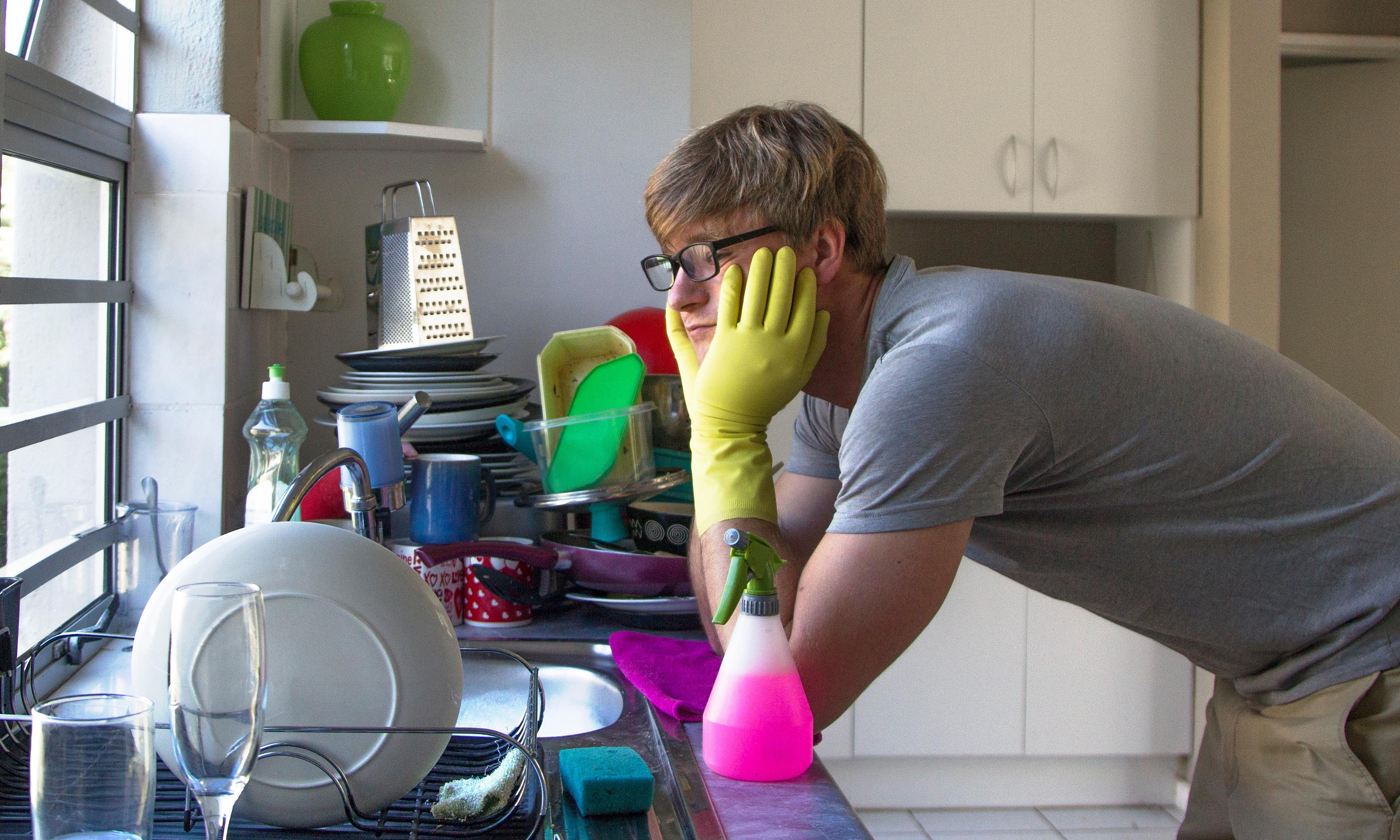Housework could keep brain young, research suggests