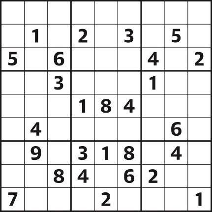 Sudoku 4,397 hard