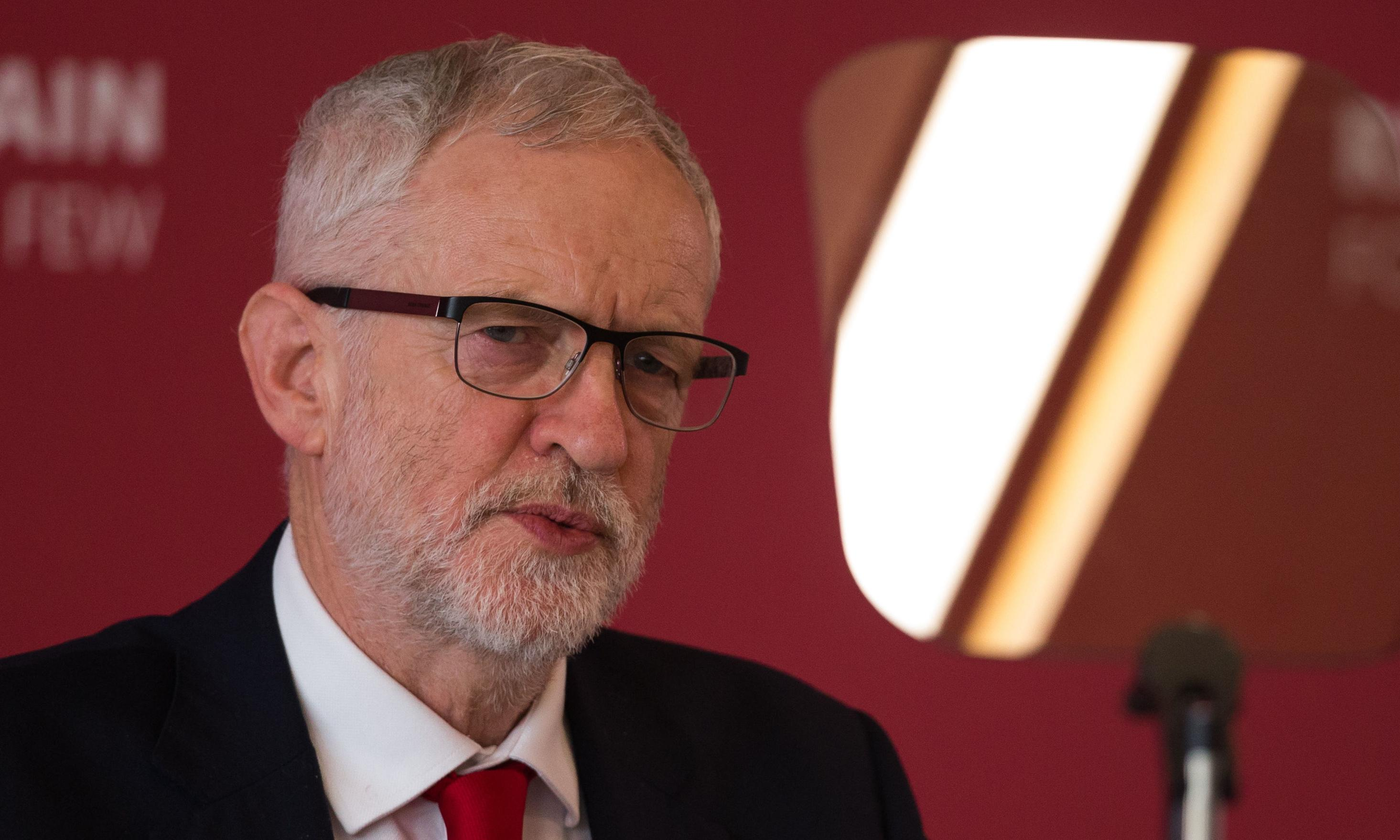 Labour green group urges Corbyn to back second Brexit vote