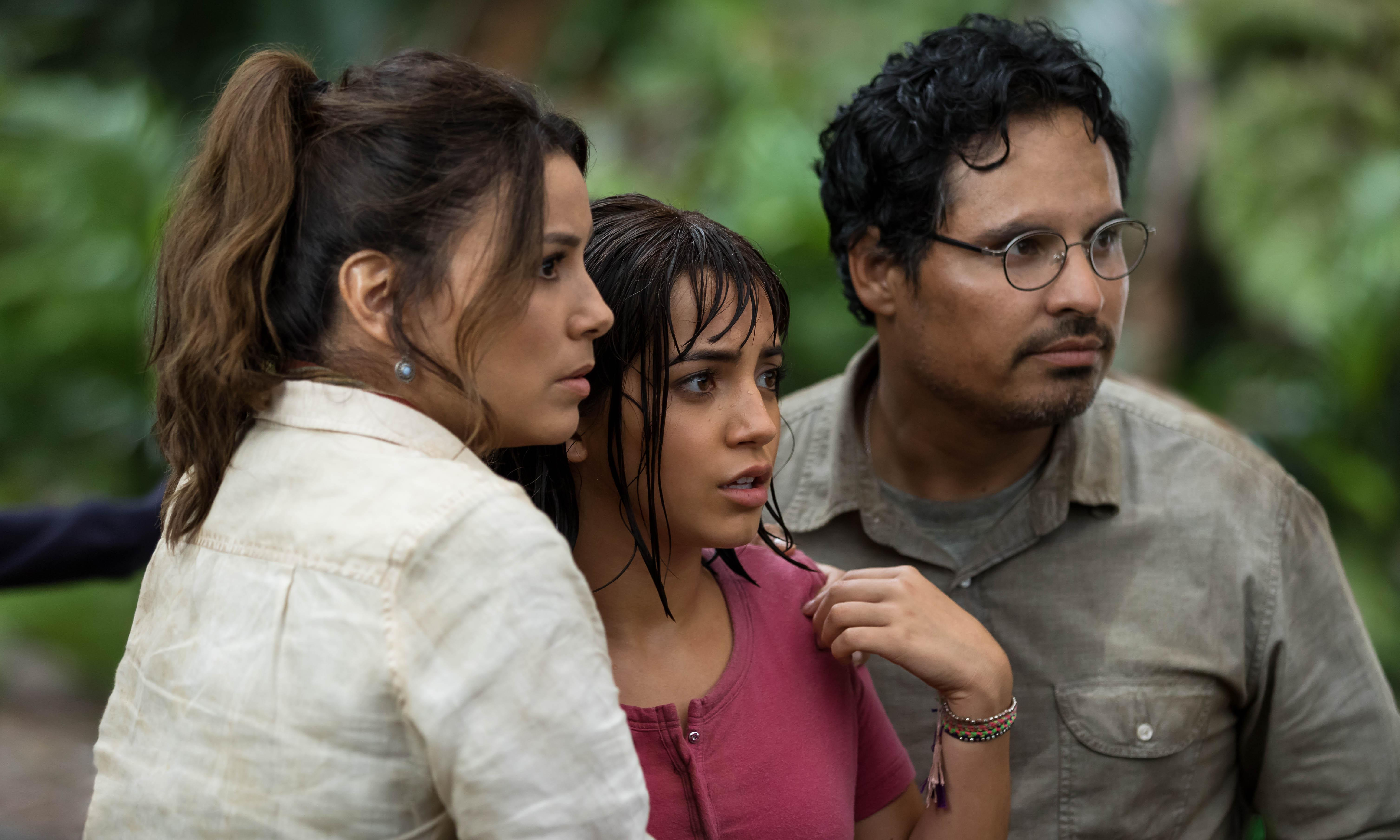 Dora and the Lost City of Gold review – live-action romp for the teen explorer