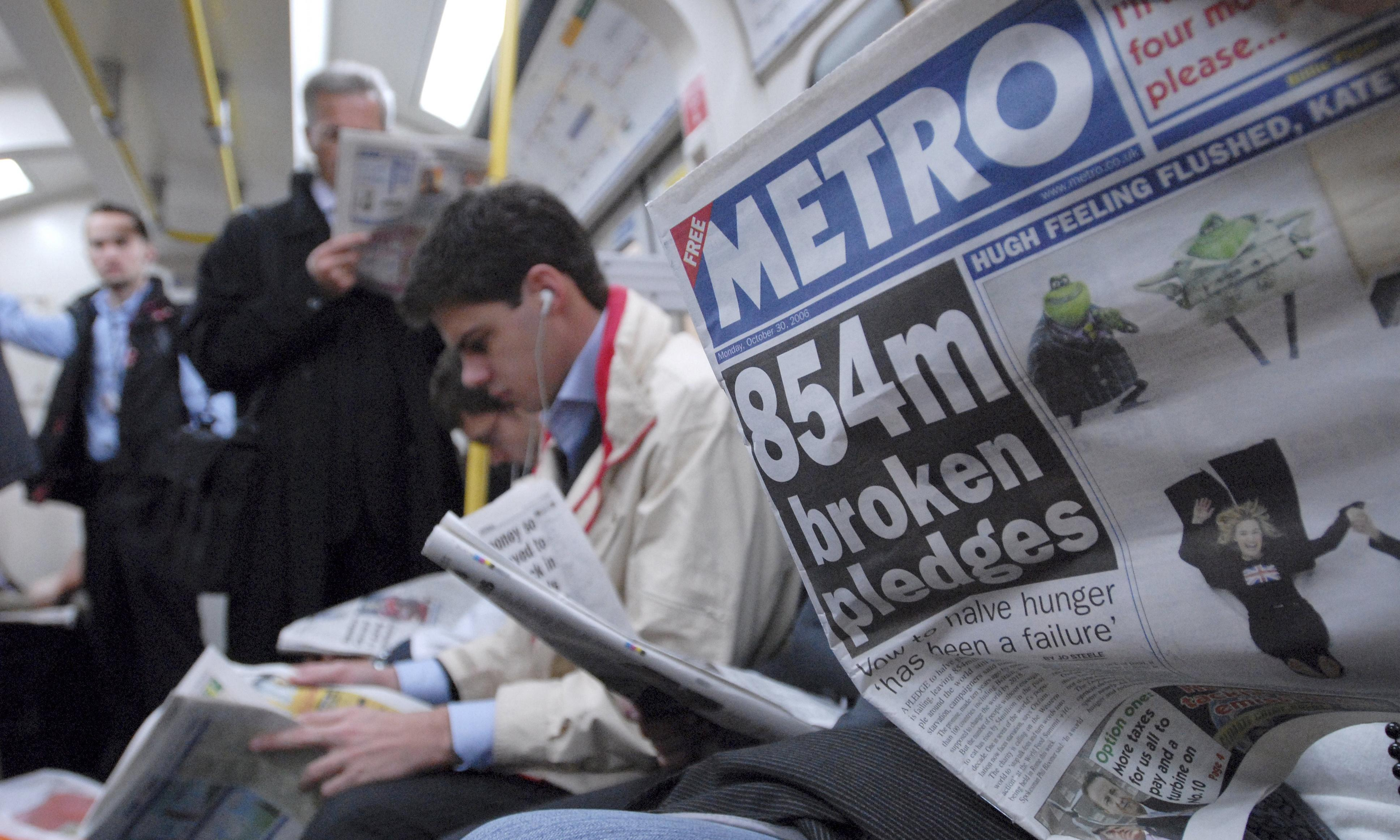 Metro's success is good news for life beyond the web