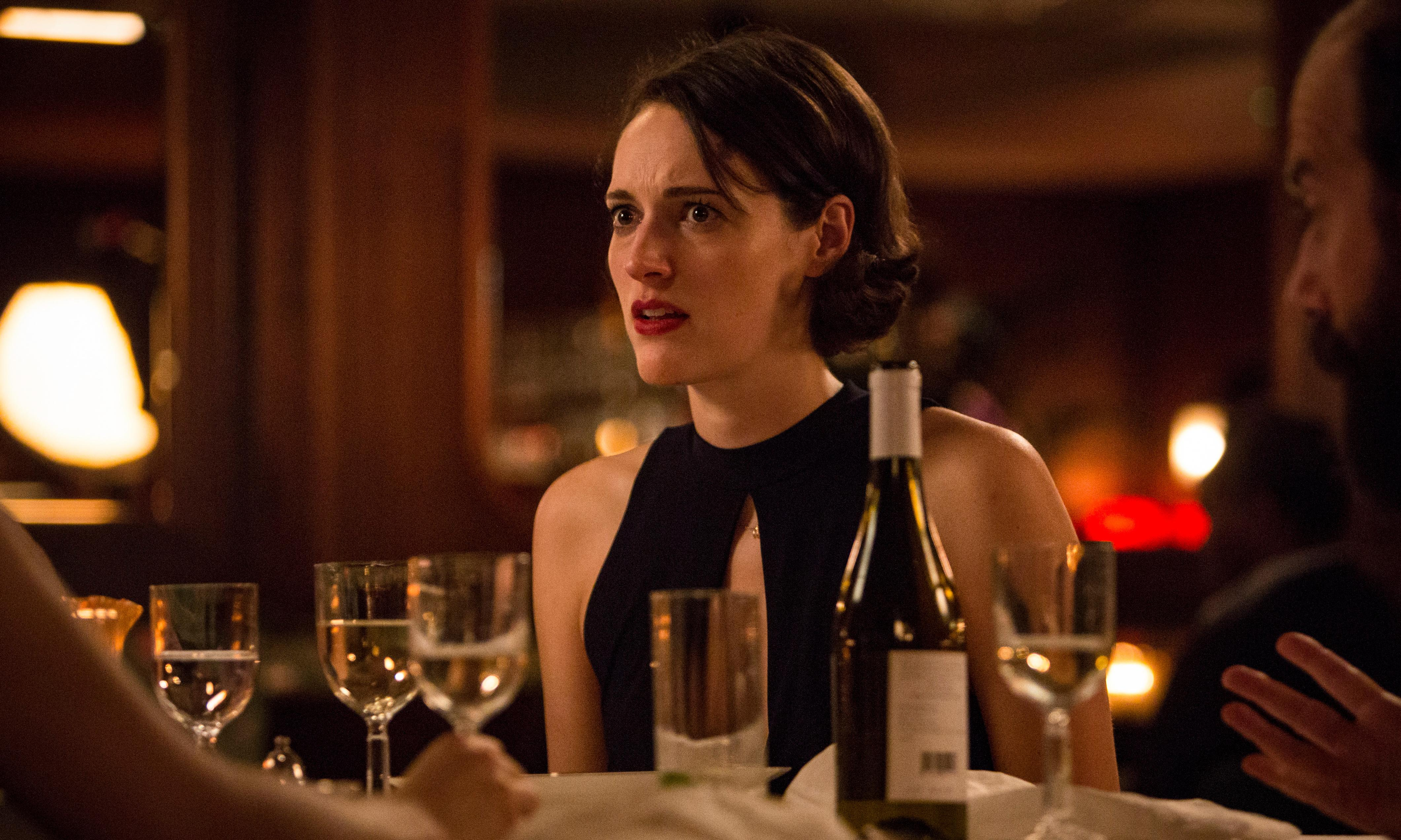 Fleabag effect sees surge in sales of jumpsuits and red dresses