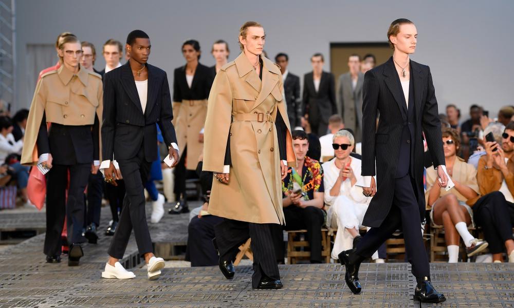 Alexander McQueen, Paris.