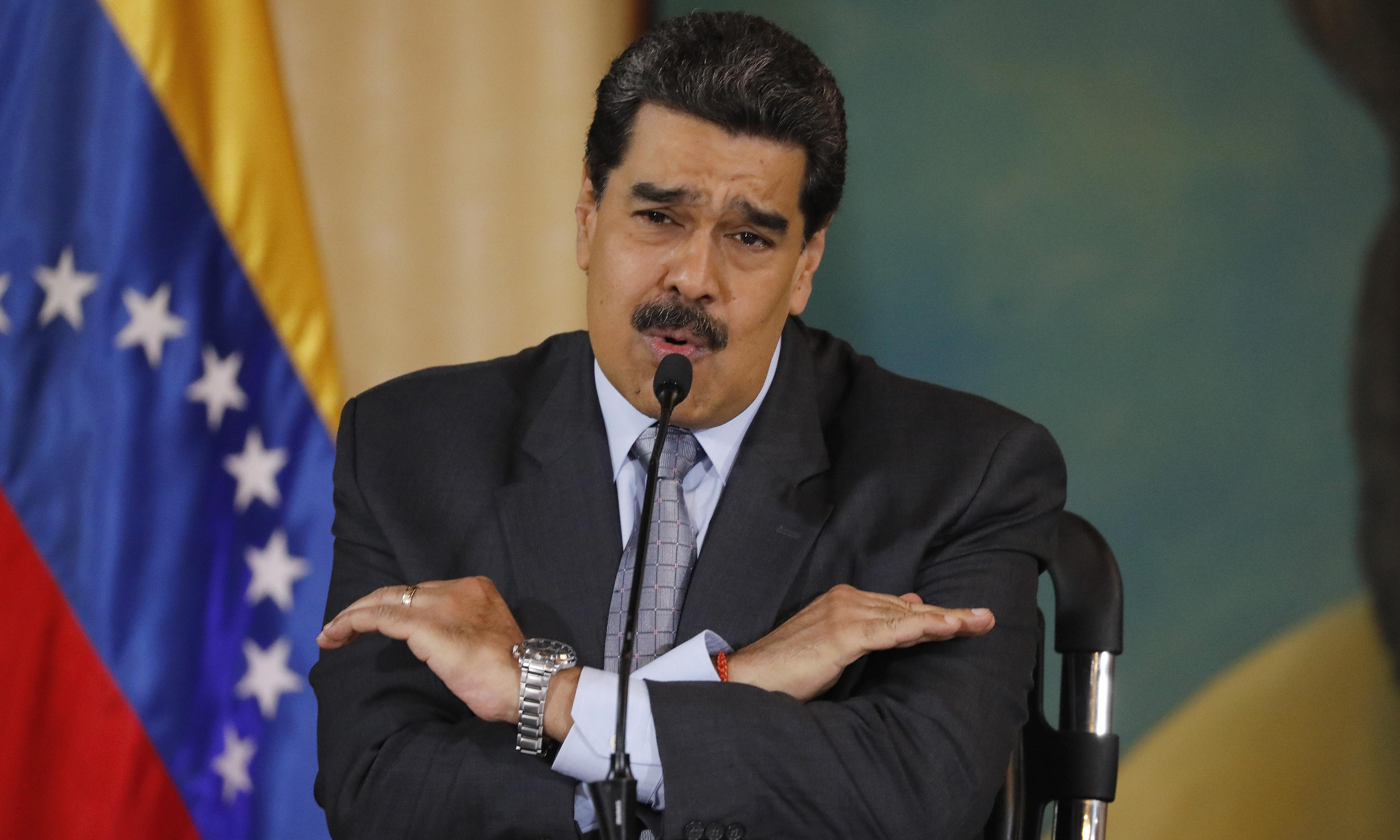 Venezuela wins UN human rights council seat despite record of abuses