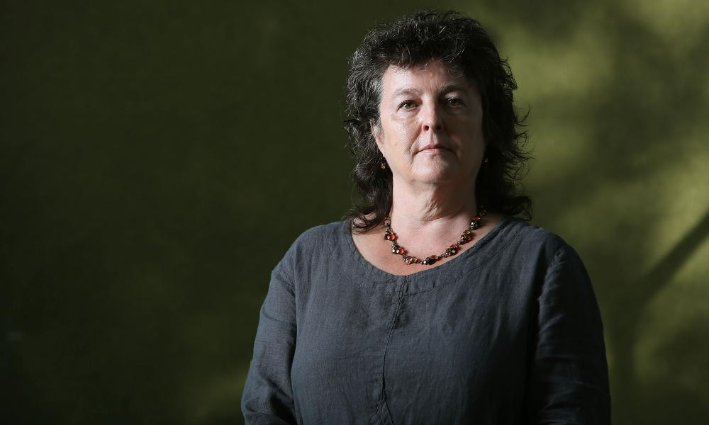 The poet laureate Carol Ann Duffy