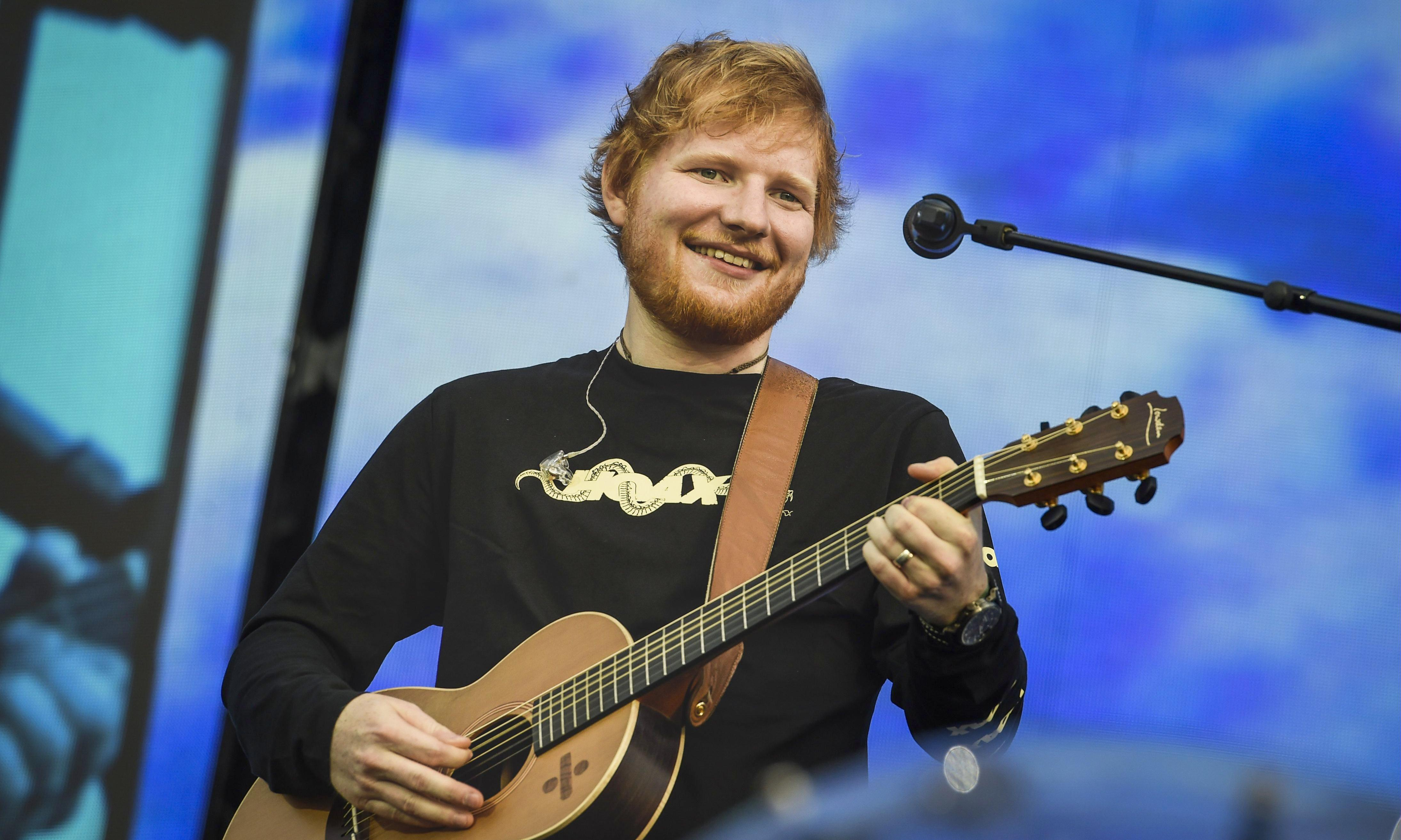 Ed Sheeran breaks U2's record for highest-grossing tour ever