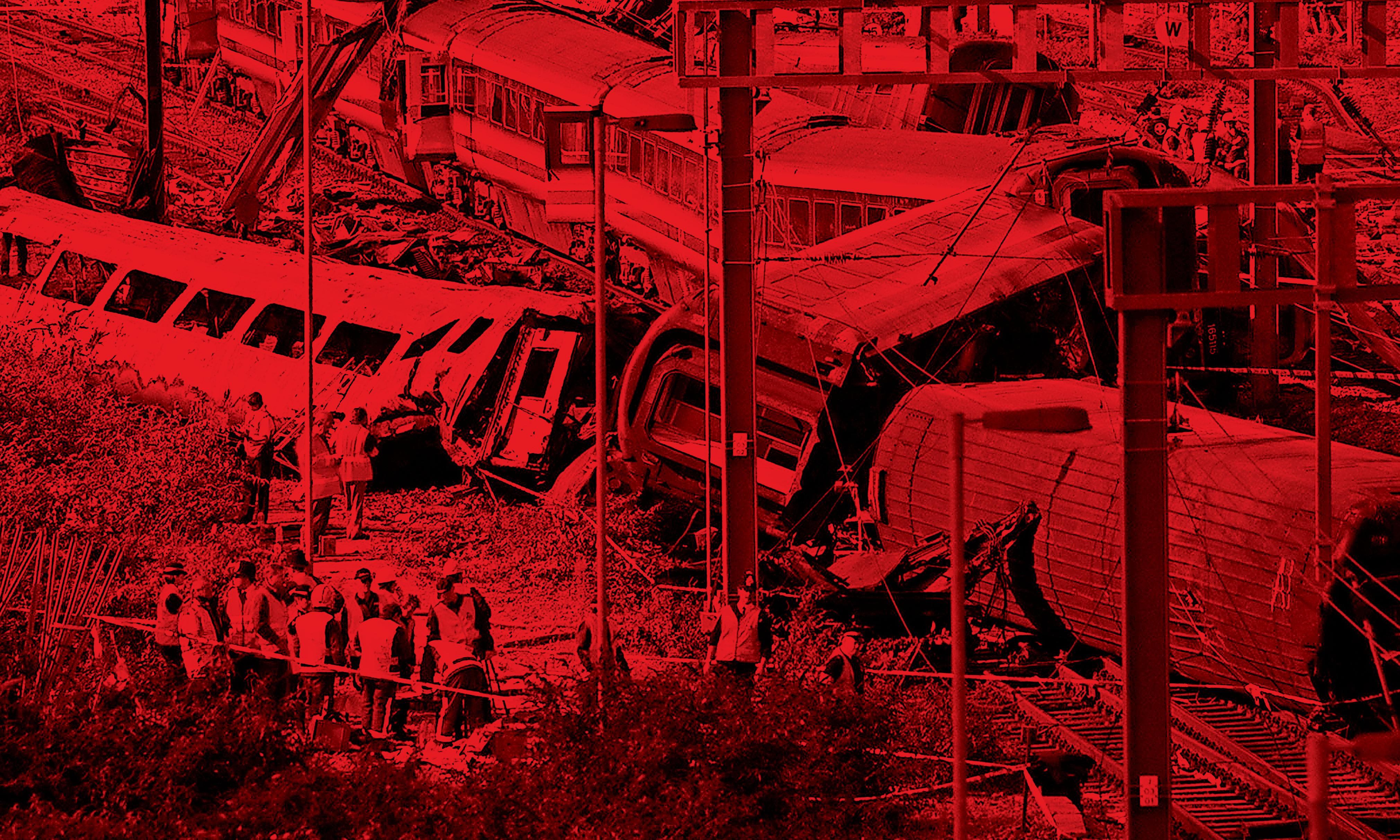 'A body drifted past the window': surviving the Ladbroke Grove train crash