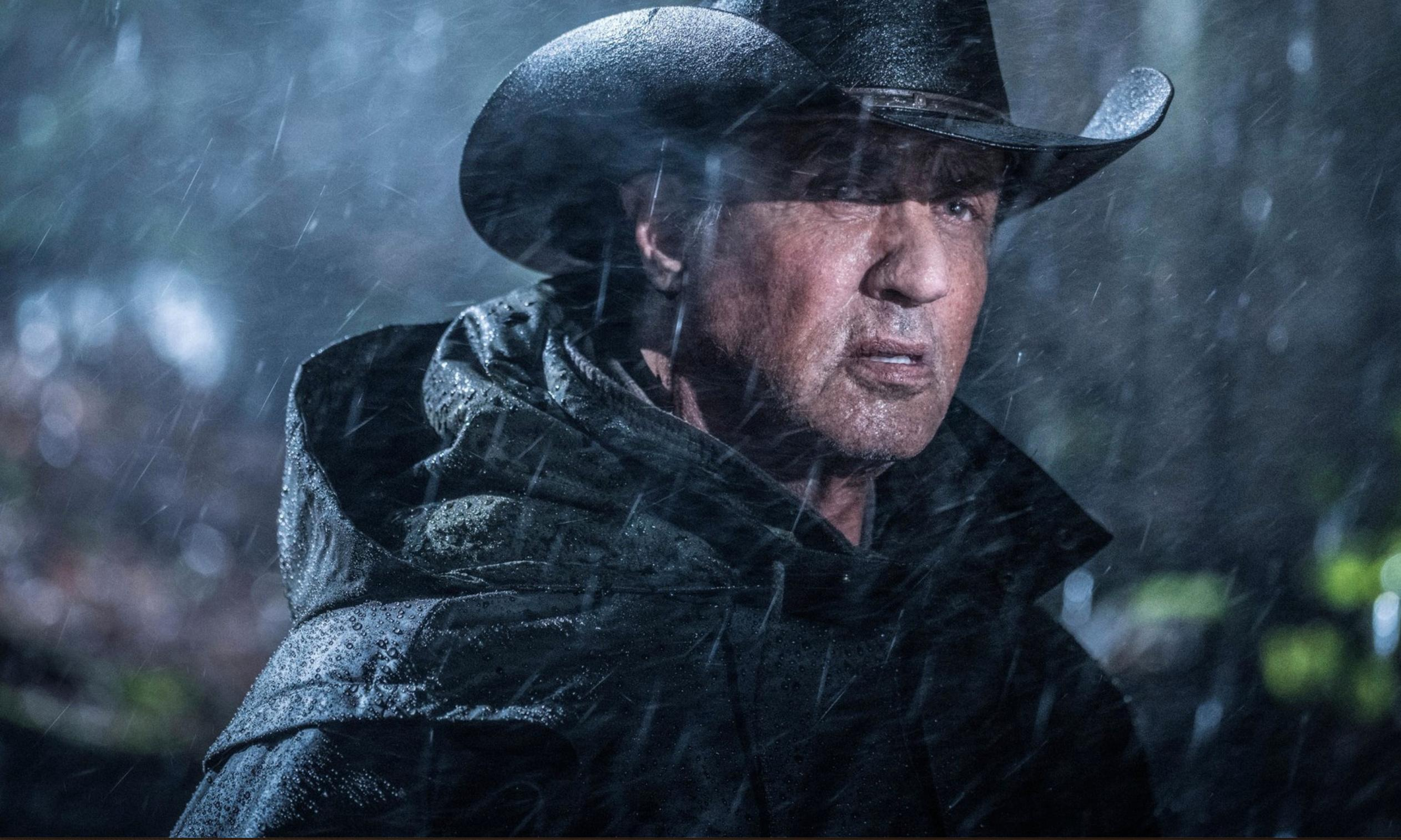 Rambo: Last Blood review – cheap and nasty carnage