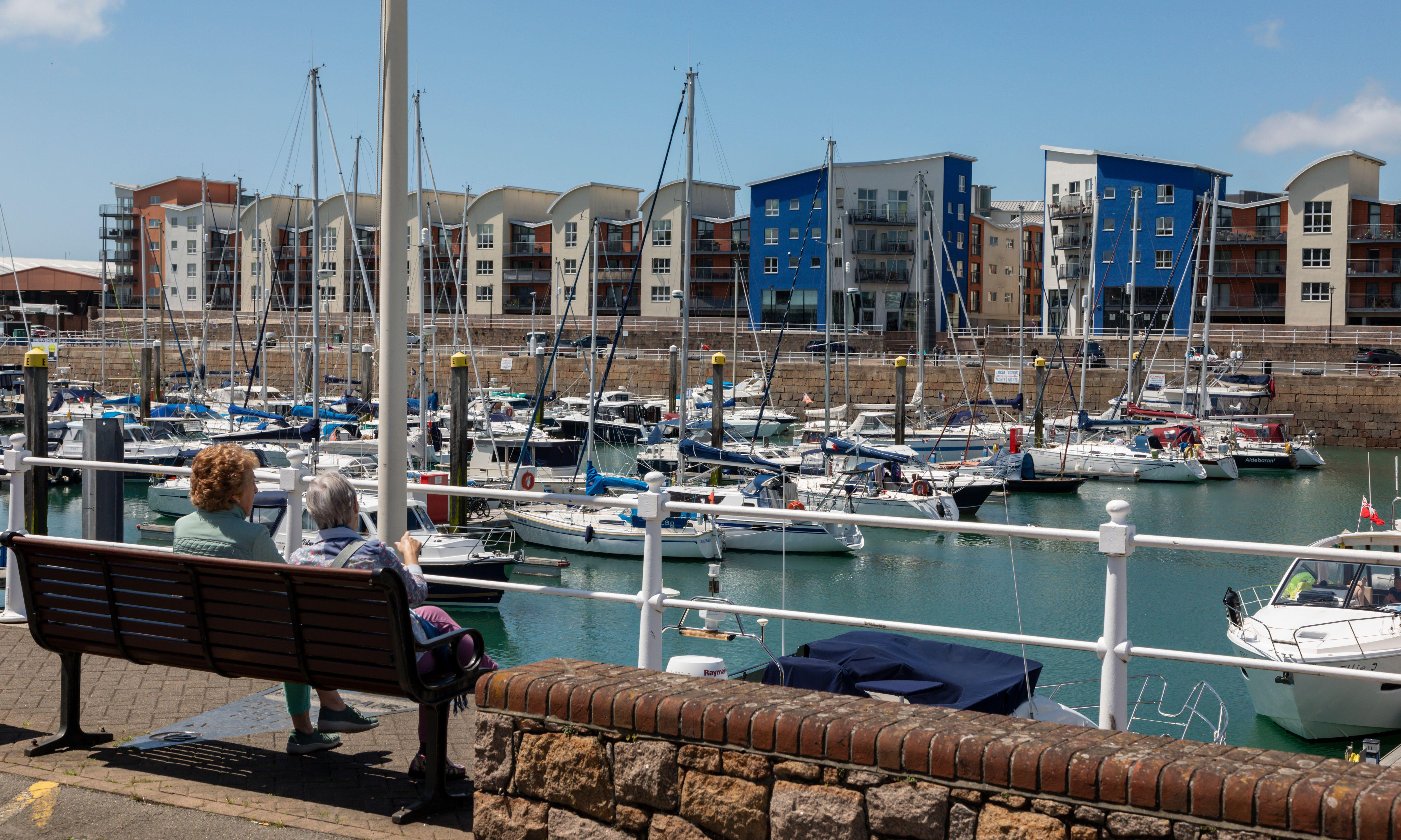 Jersey could scrap 'only husbands talk tax' rule