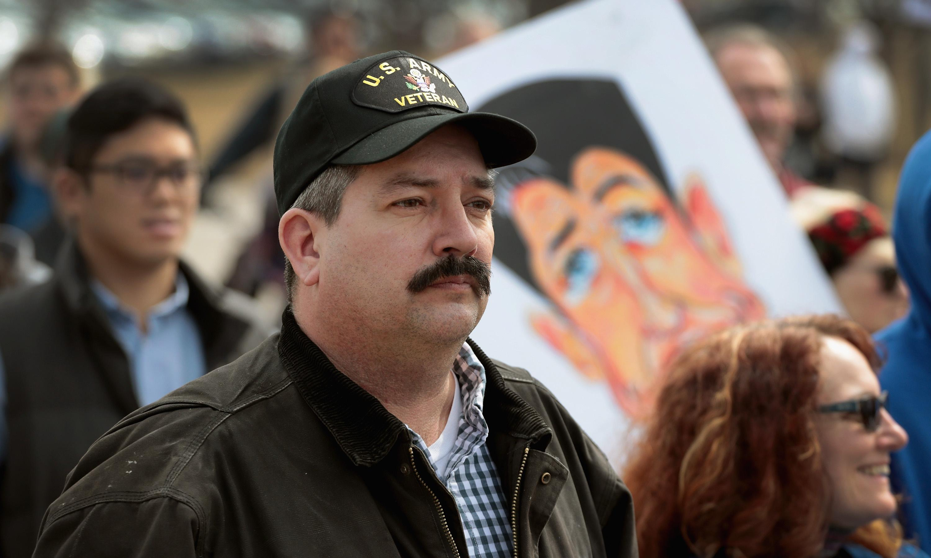 'Iron Stache' gets a new job to help more working-class people into US politics