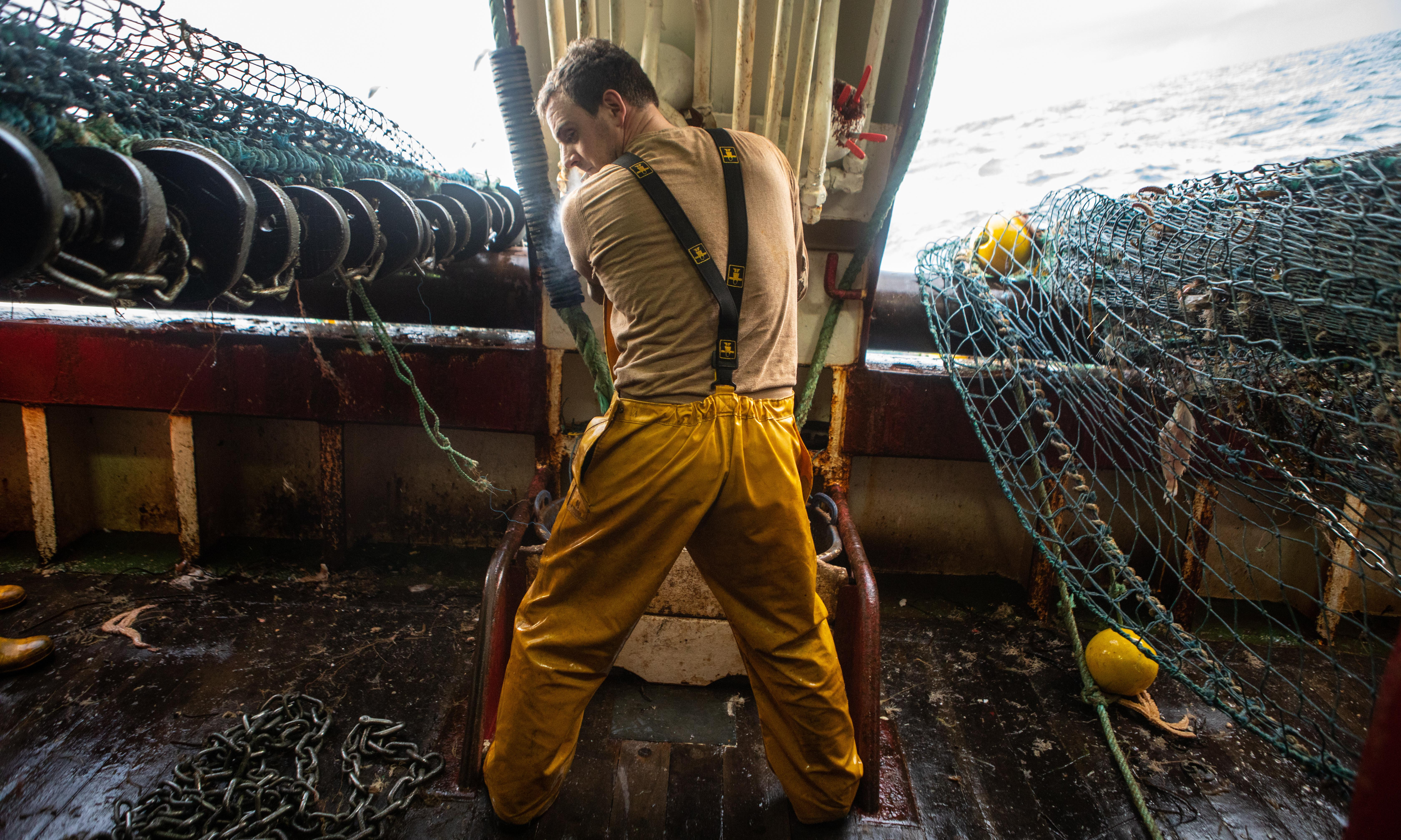 What's the catch? British fishermen's hopes and fears for Brexit deal
