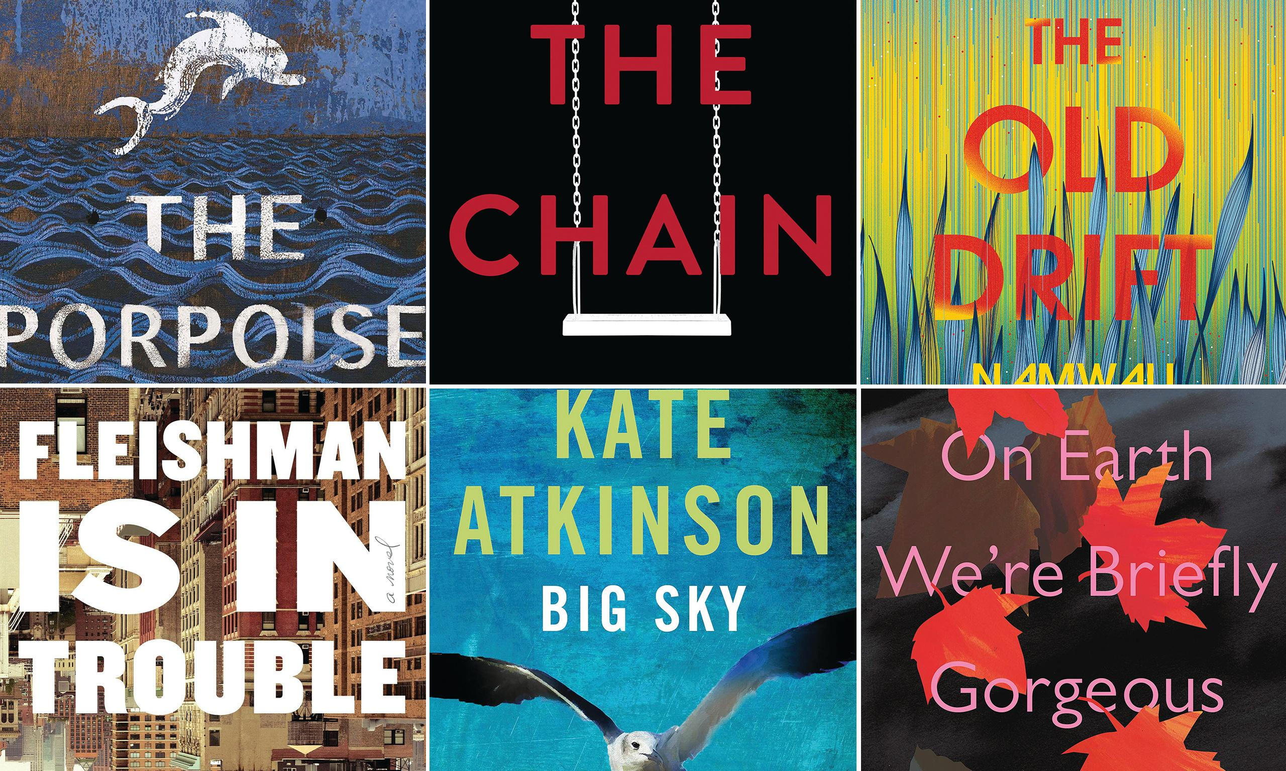 Not the Booker prize 2019: nominate your novel of the year now