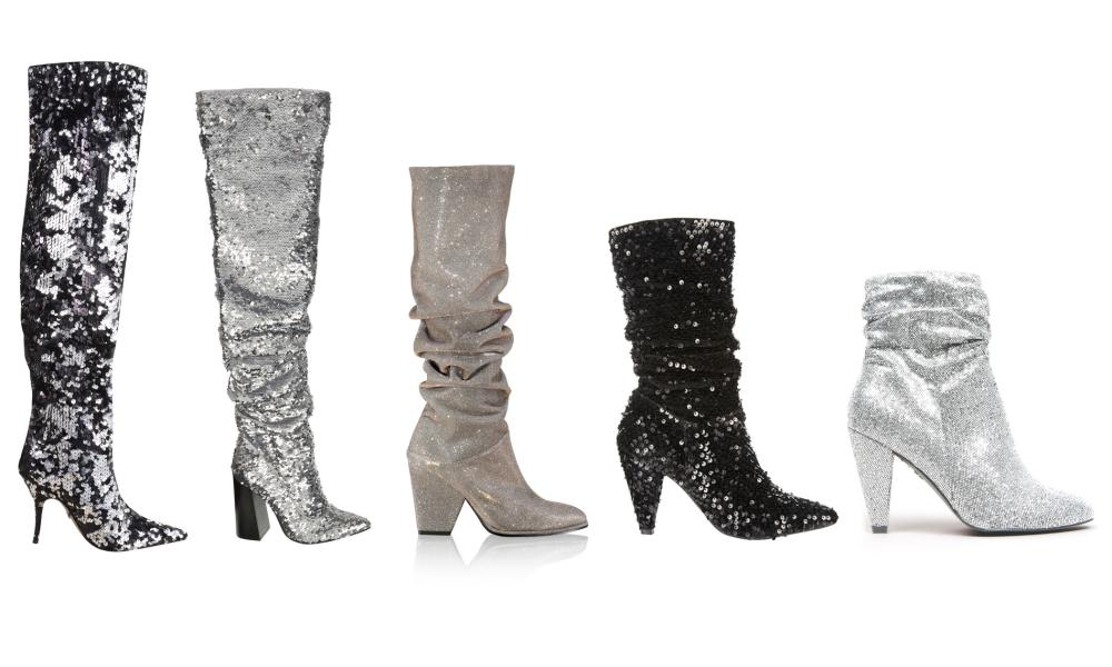 boots from Topshop, ASOS, Russell and Bromley, Next and New Look