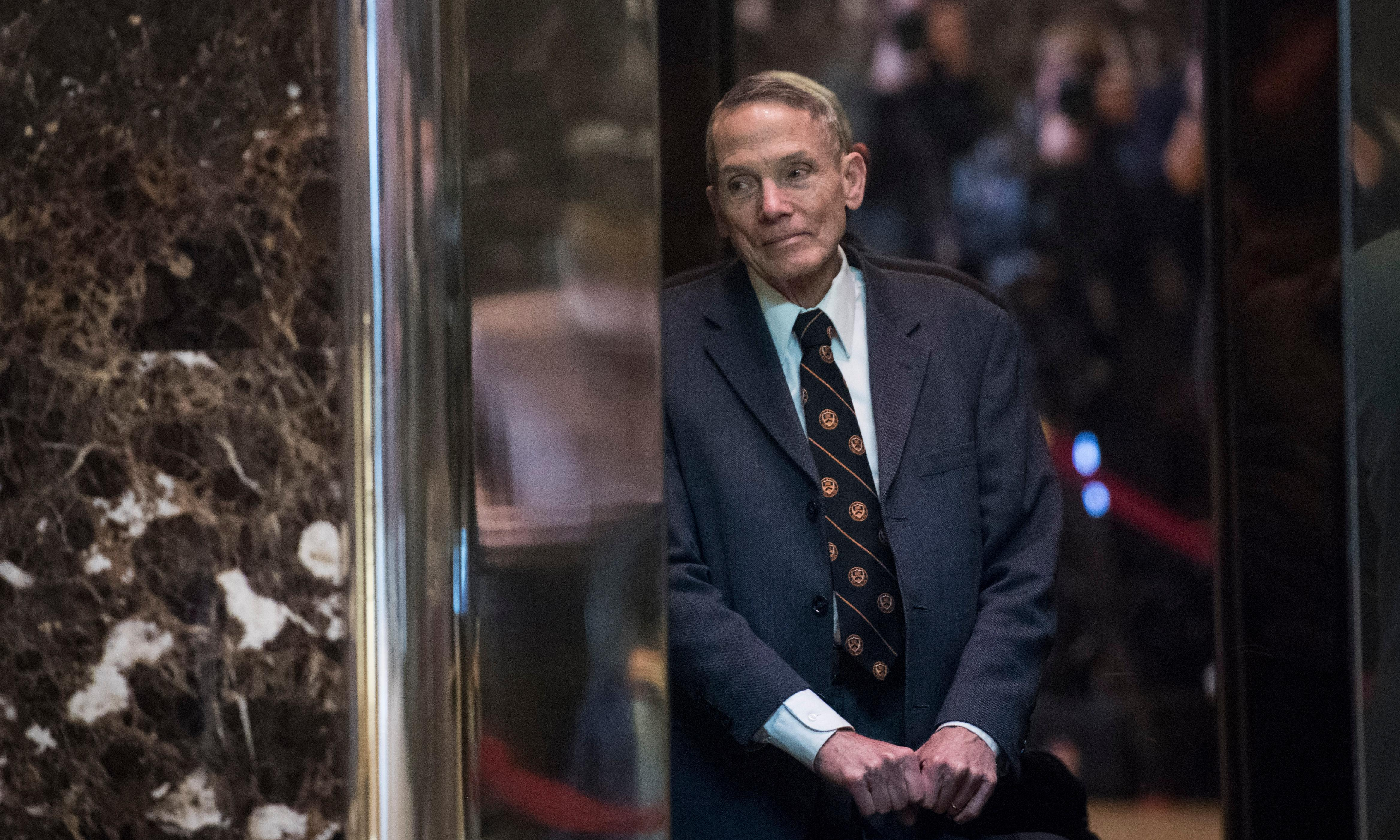 William Happer: Trump aide pushing climate denial inside the White House