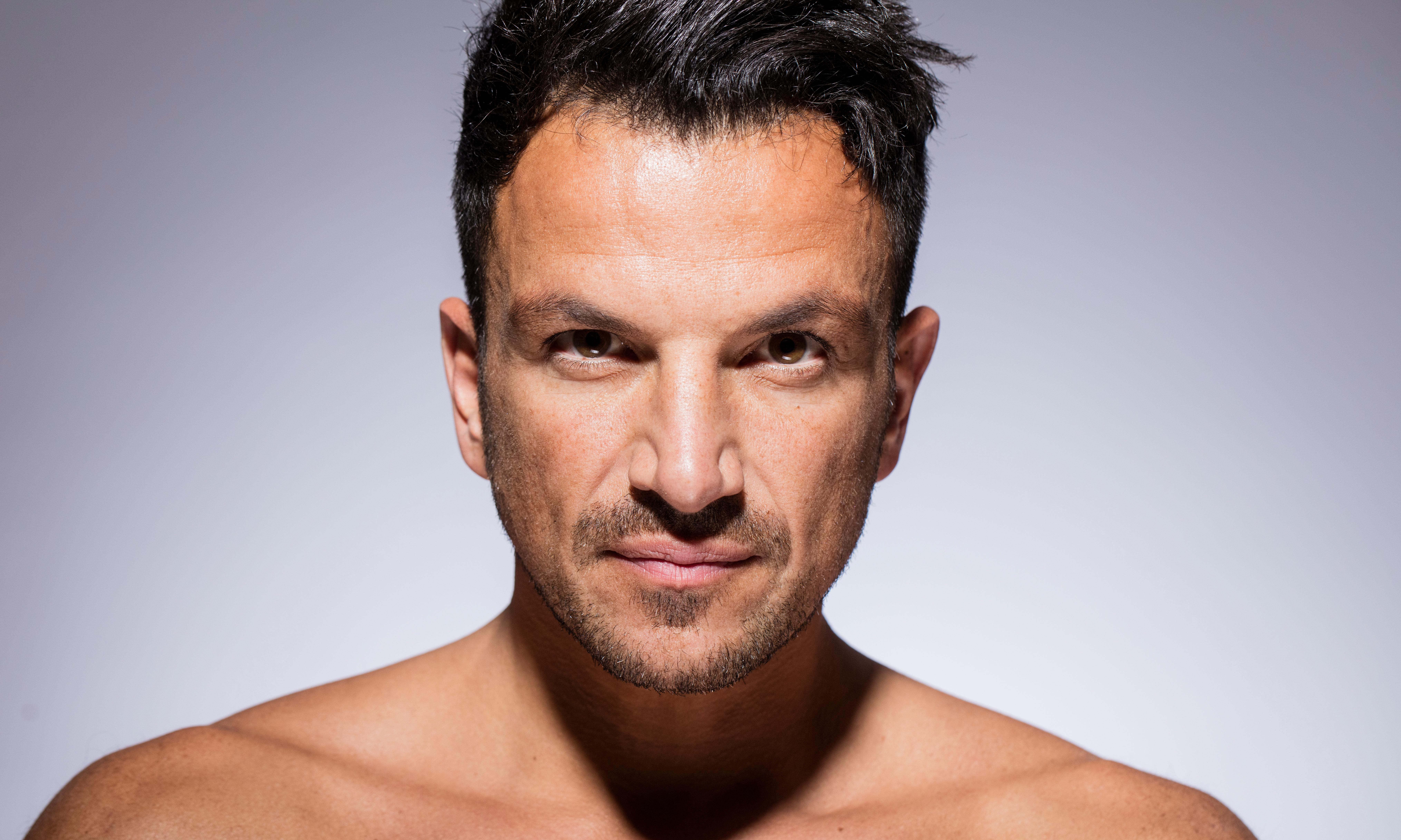 Peter Andre: 'I remember praying to God: please get me through this day'
