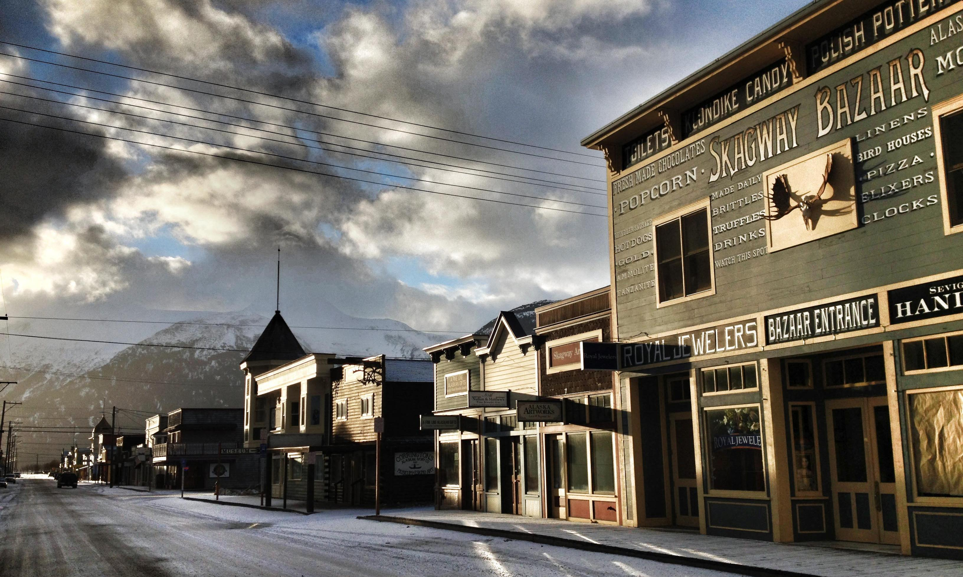 Small-town Alaskan newspaper seeks new owner. Price: $0