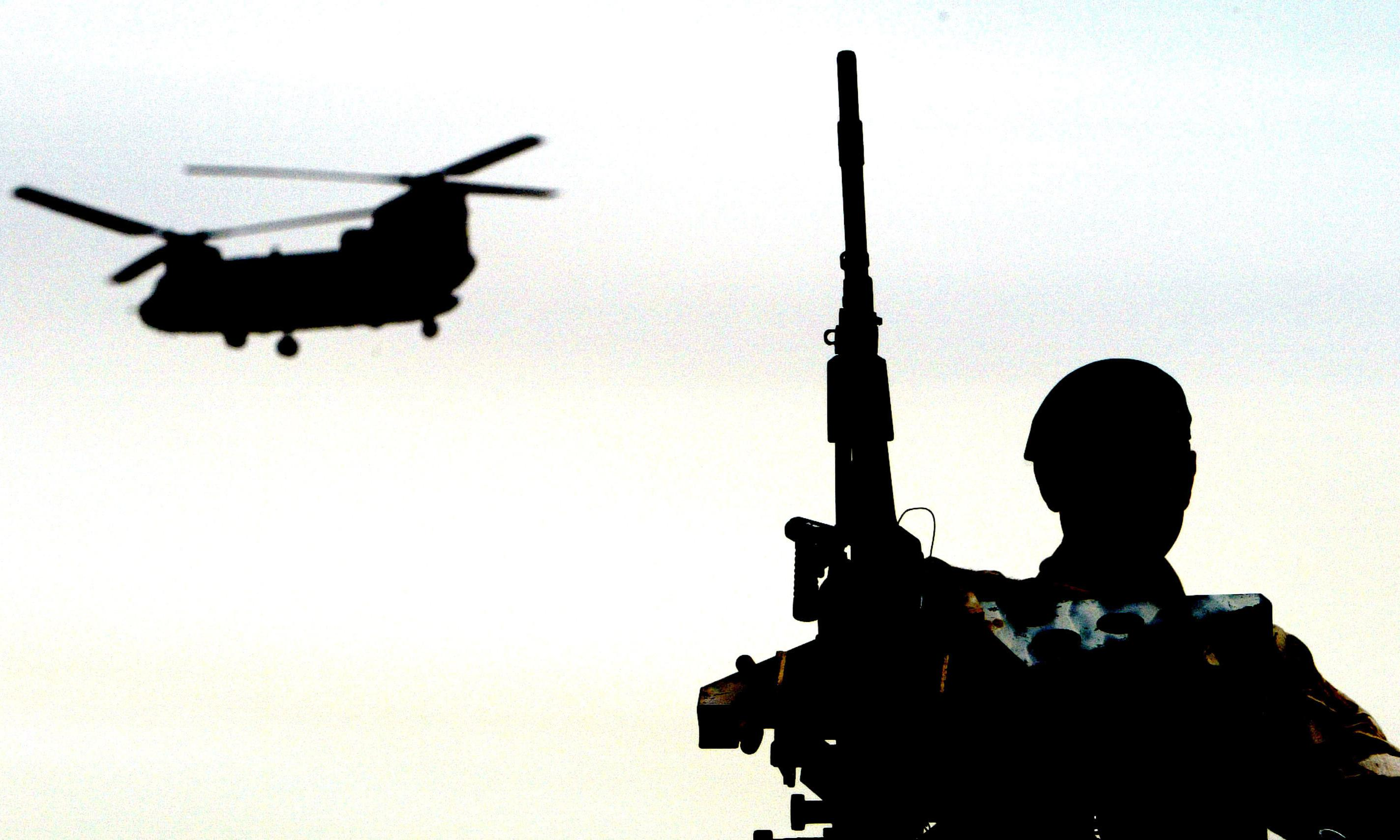 MPs call for 10-year limit on prosecution of soldiers