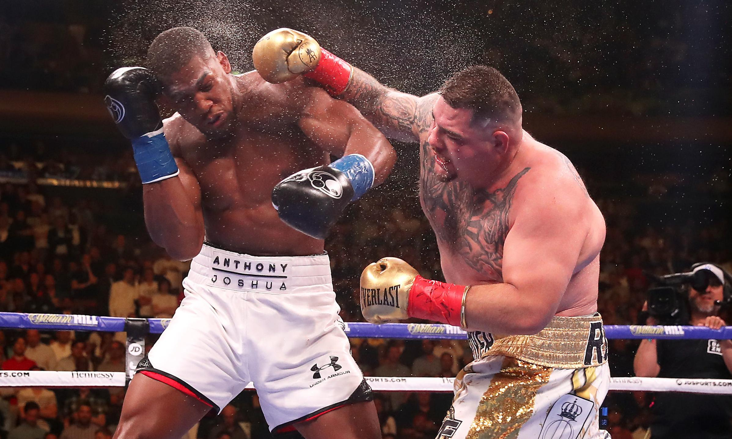 Anthony Joshua's trainer McCracken backed over concussion comments