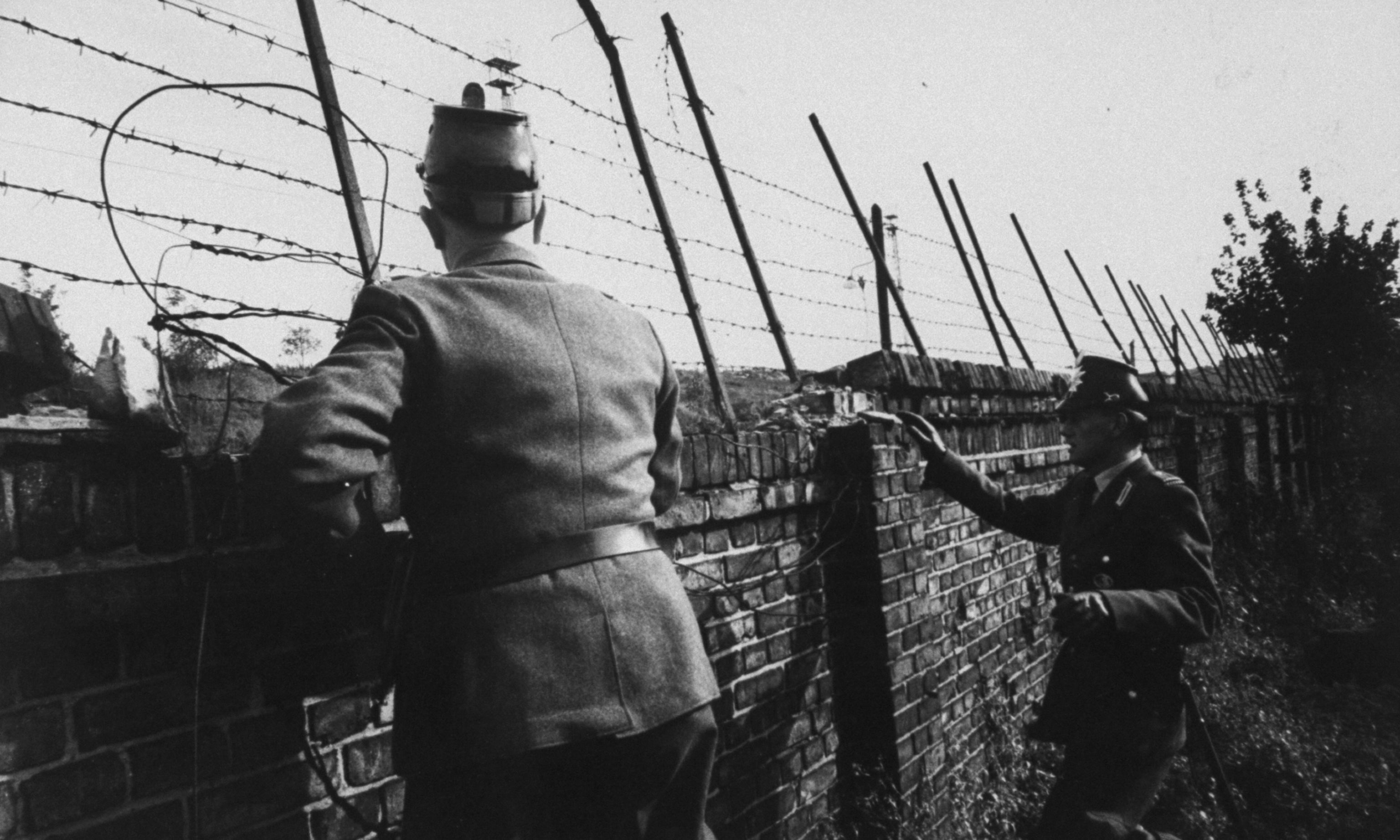 An unbelievable escape ... under the Berlin Wall – podcasts of the week