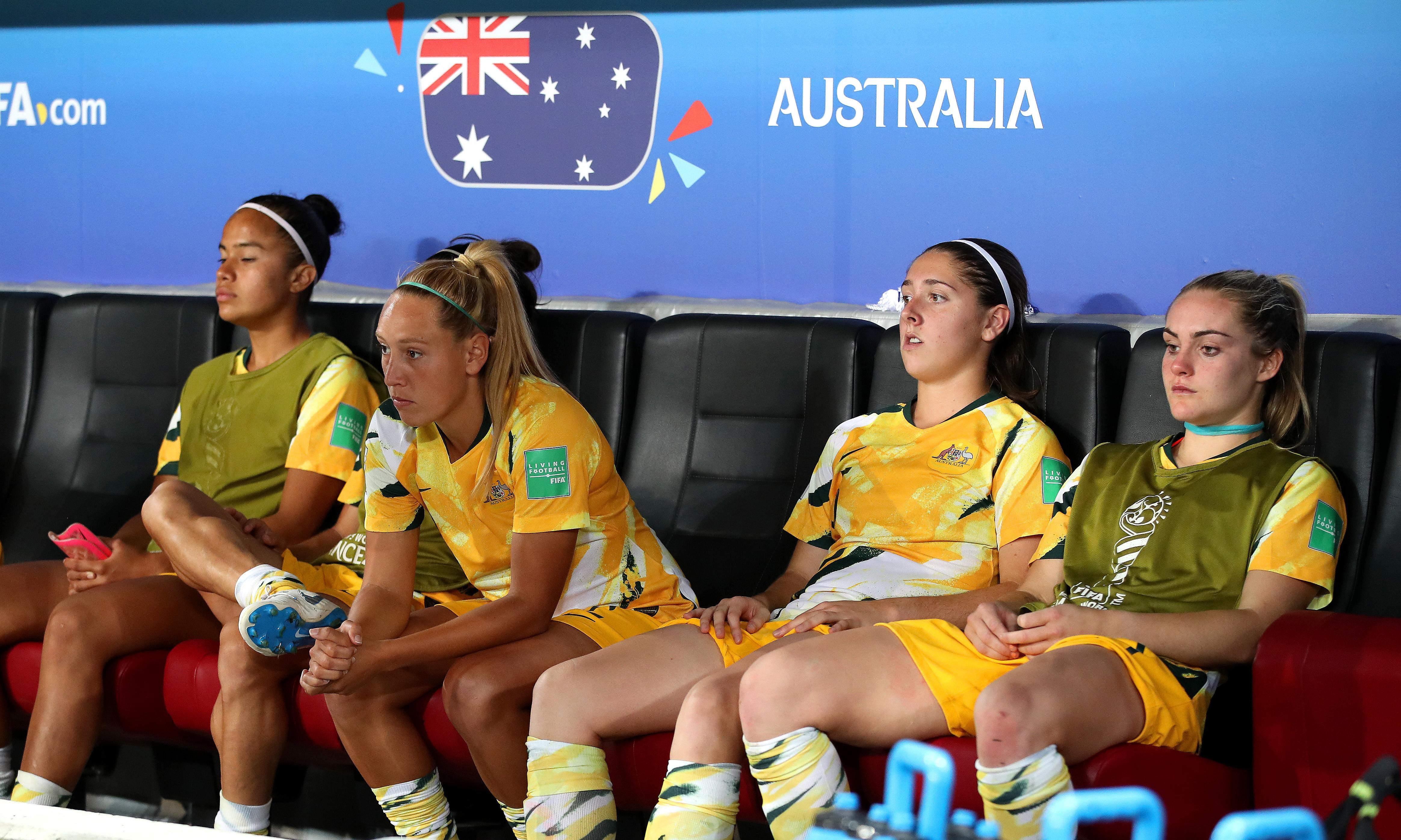 Matildas fall short on mother of all rollercoaster rides