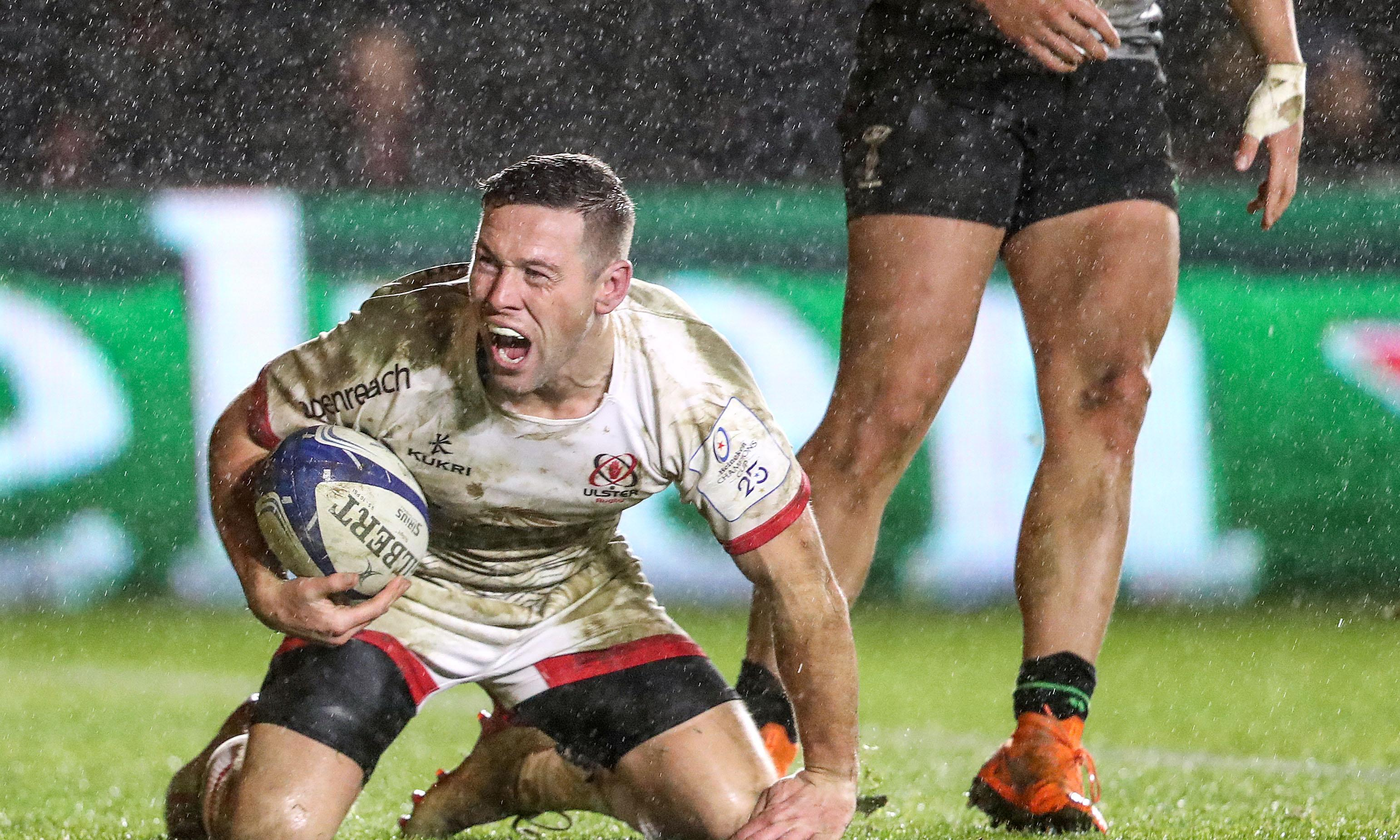 Harlequins' Champions Cup hopes all but ended by Ulster mauling