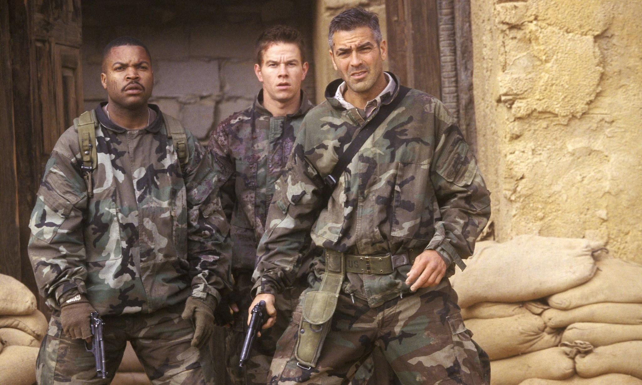 Three Kings at 20: the war movie where anything was possible