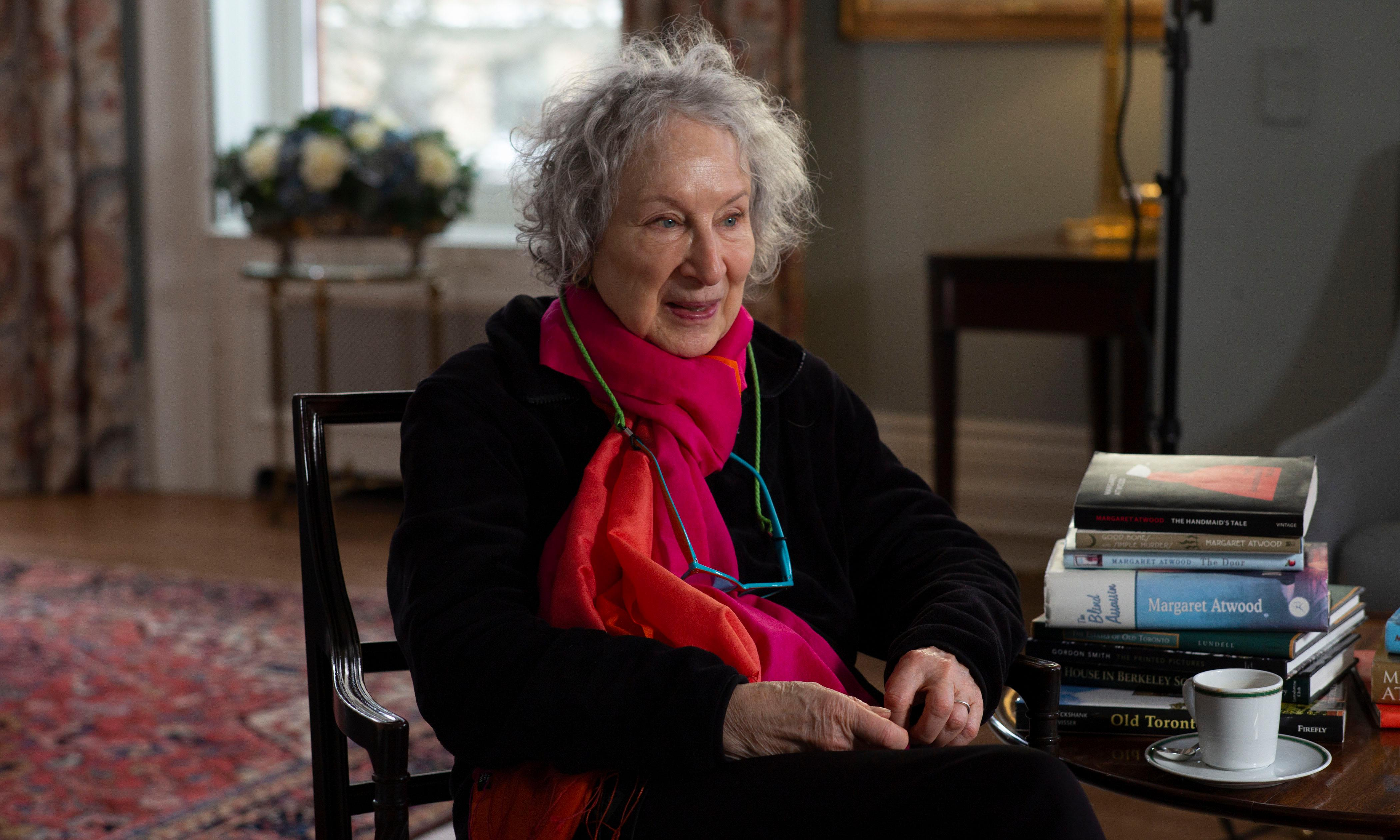 TV tonight: the extraordinary world of Margaret Atwood