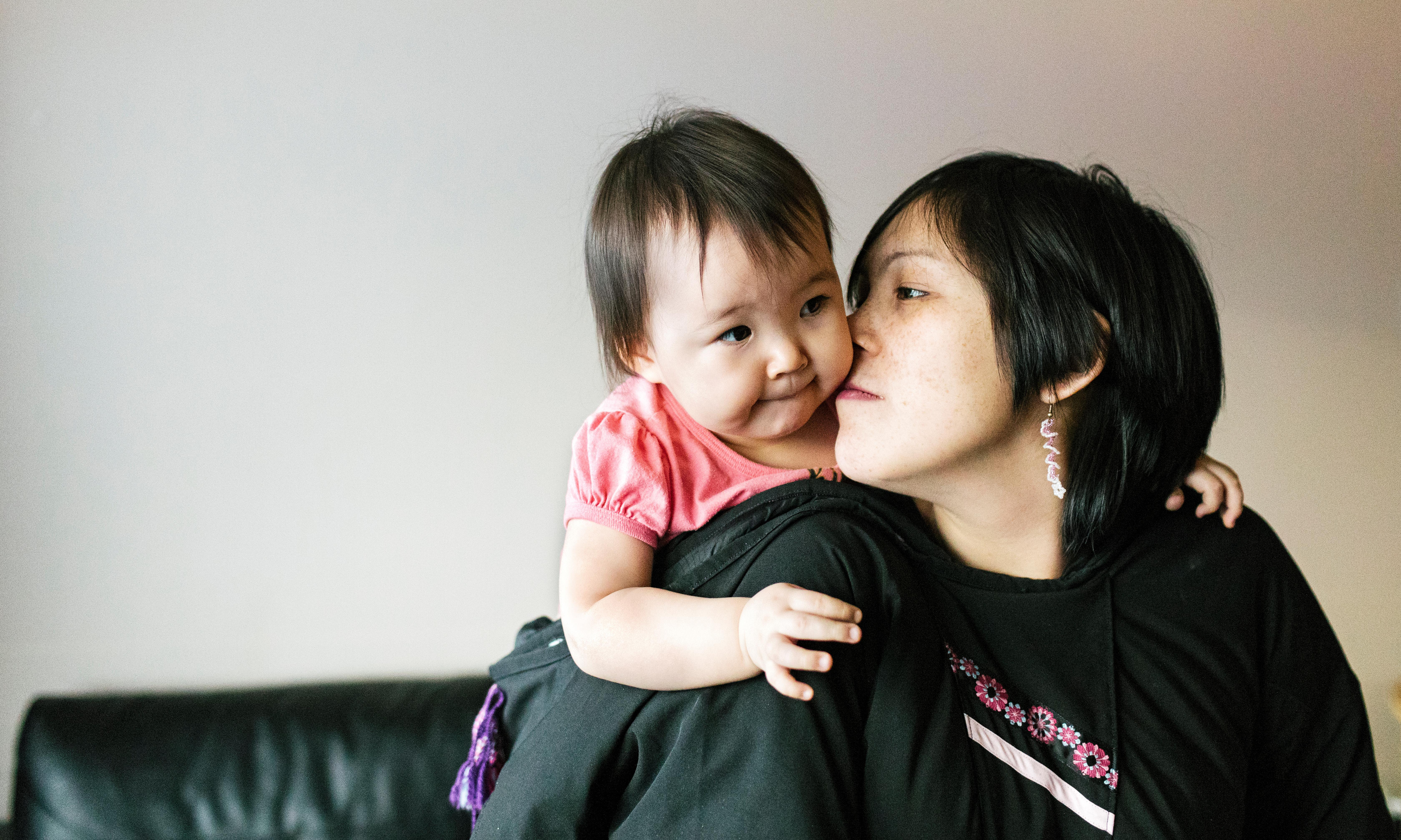 The Inuit don't shout at their children – so why do we?