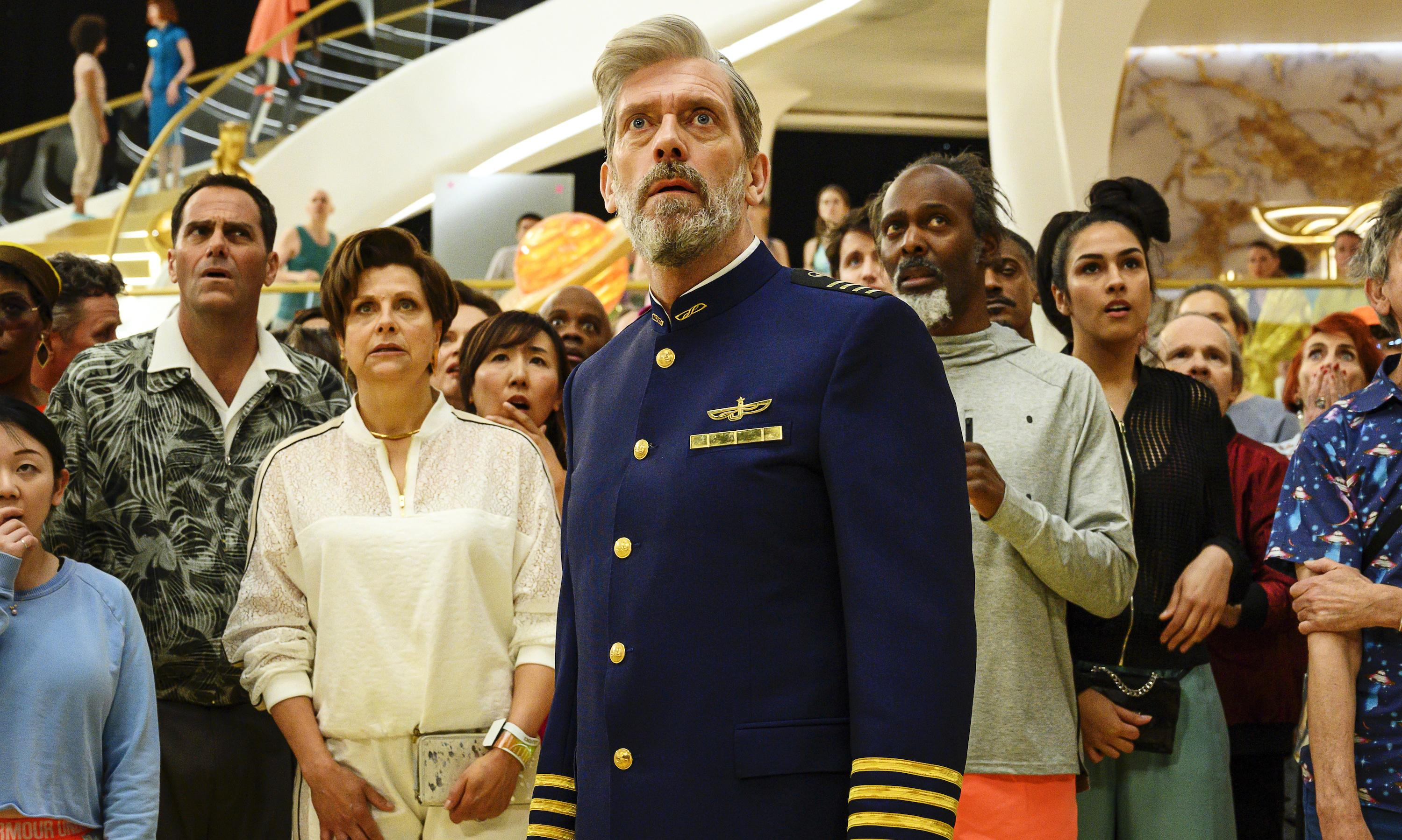 TV tonight: Hugh Laurie in a deep space fiasco