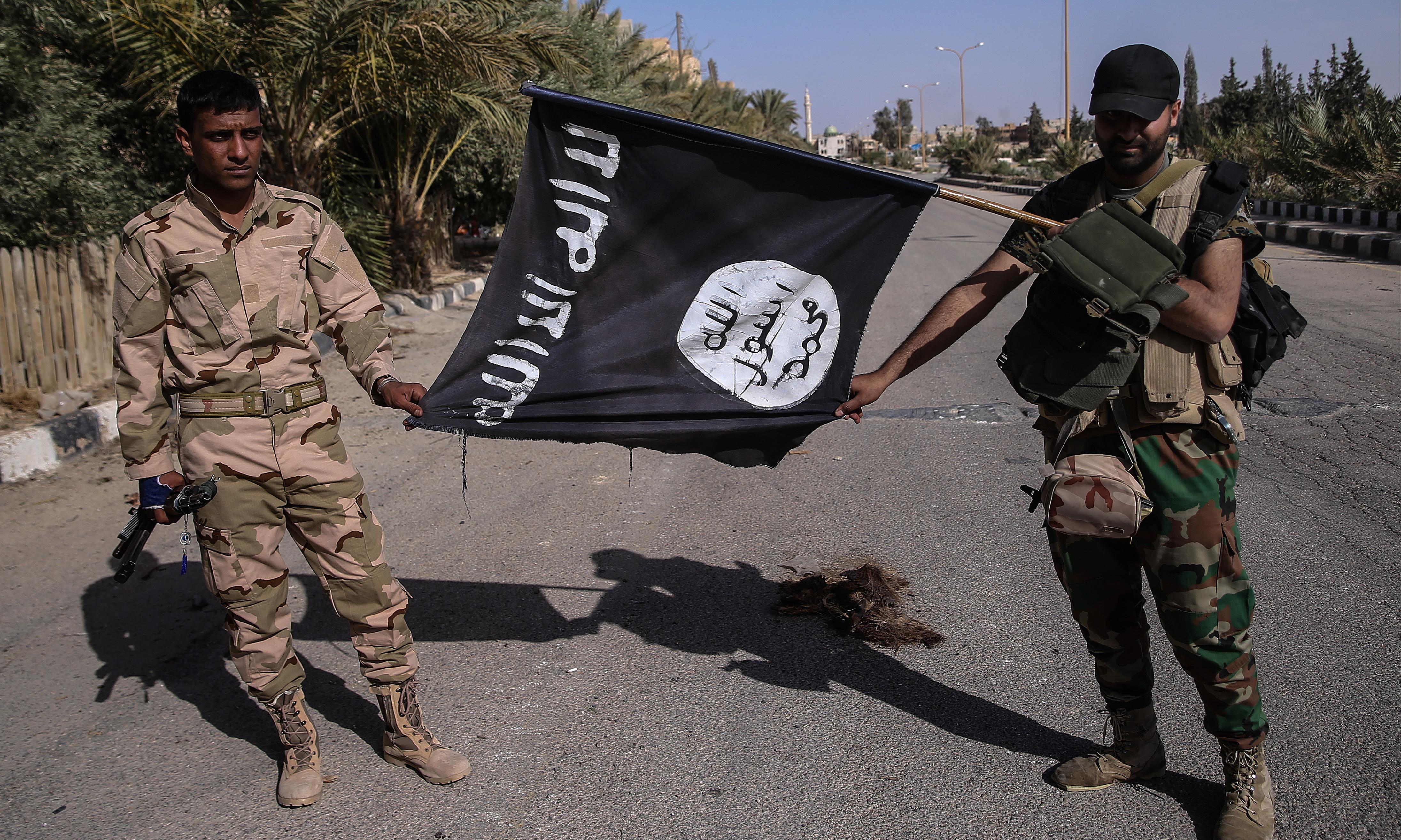 Returning jihadists 'threaten new wave of terror in Europe'