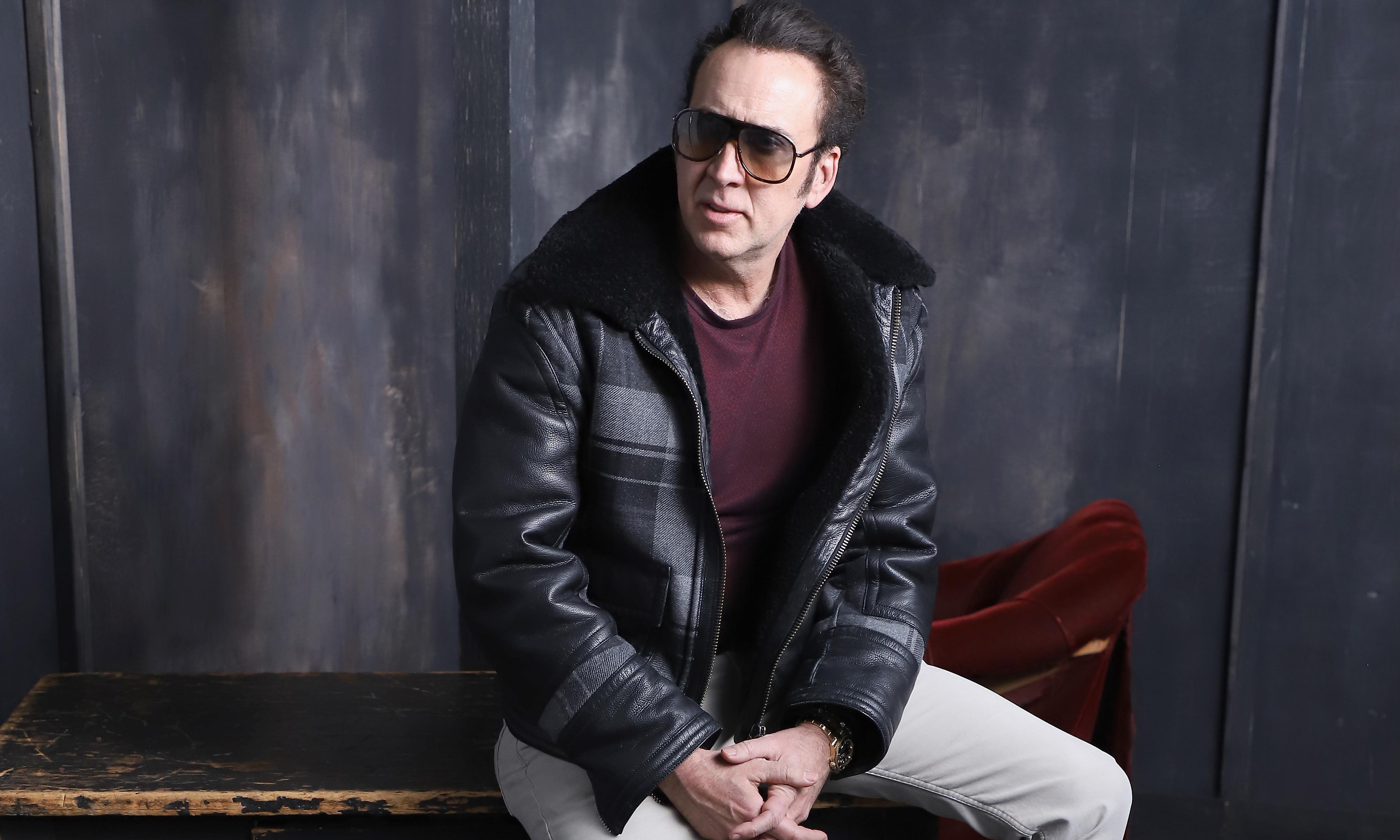 Nicolas Cage: 'If I don't have a job to do, I can be very self-destructive'