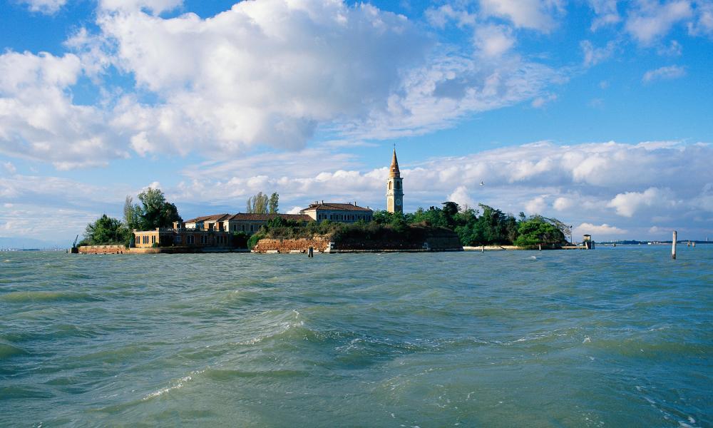 Poveglia Island, Venice